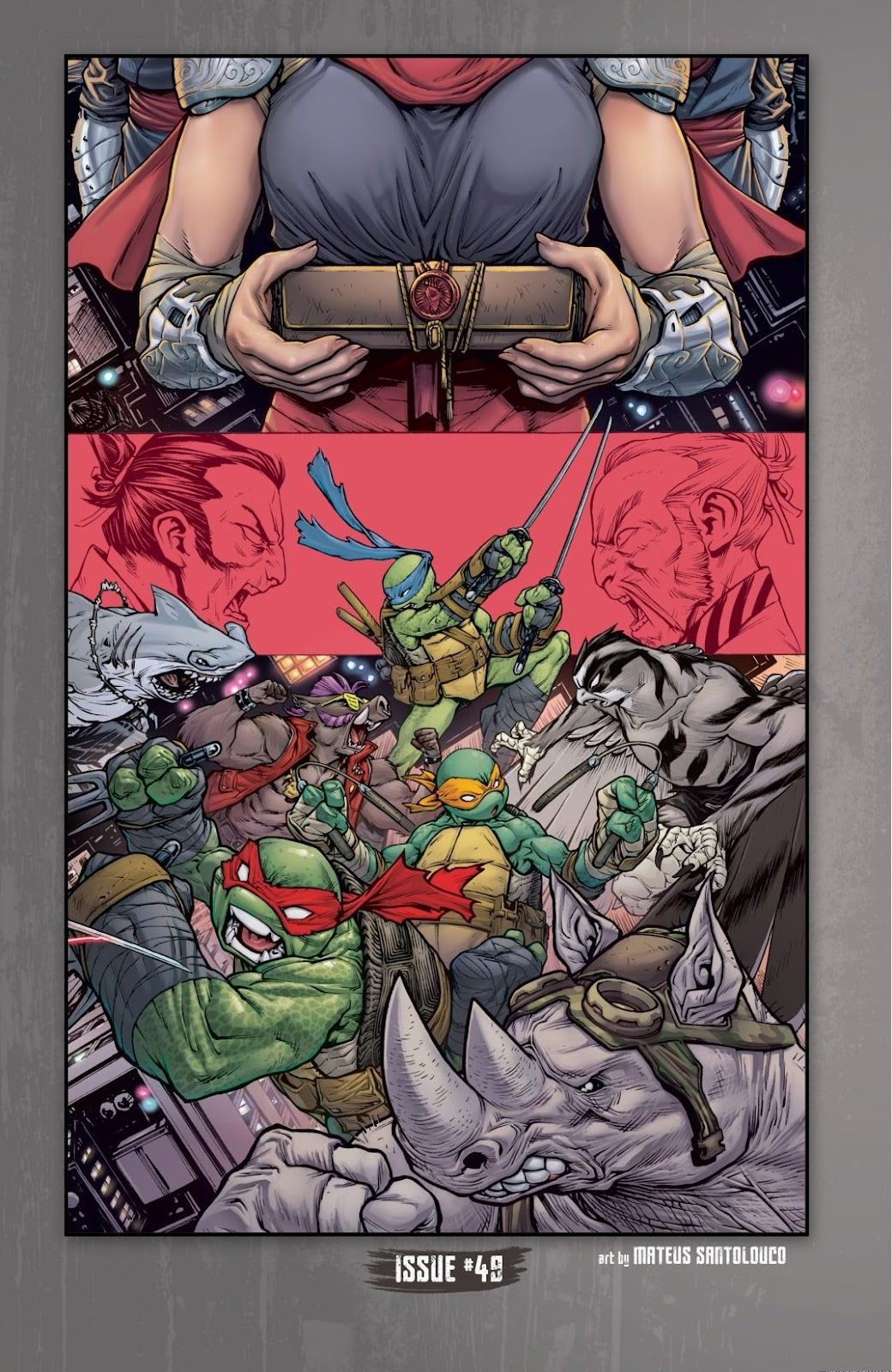 Read online Teenage Mutant Ninja Turtles: The IDW Collection comic -  Issue # TPB 6 (Part 3) - 15
