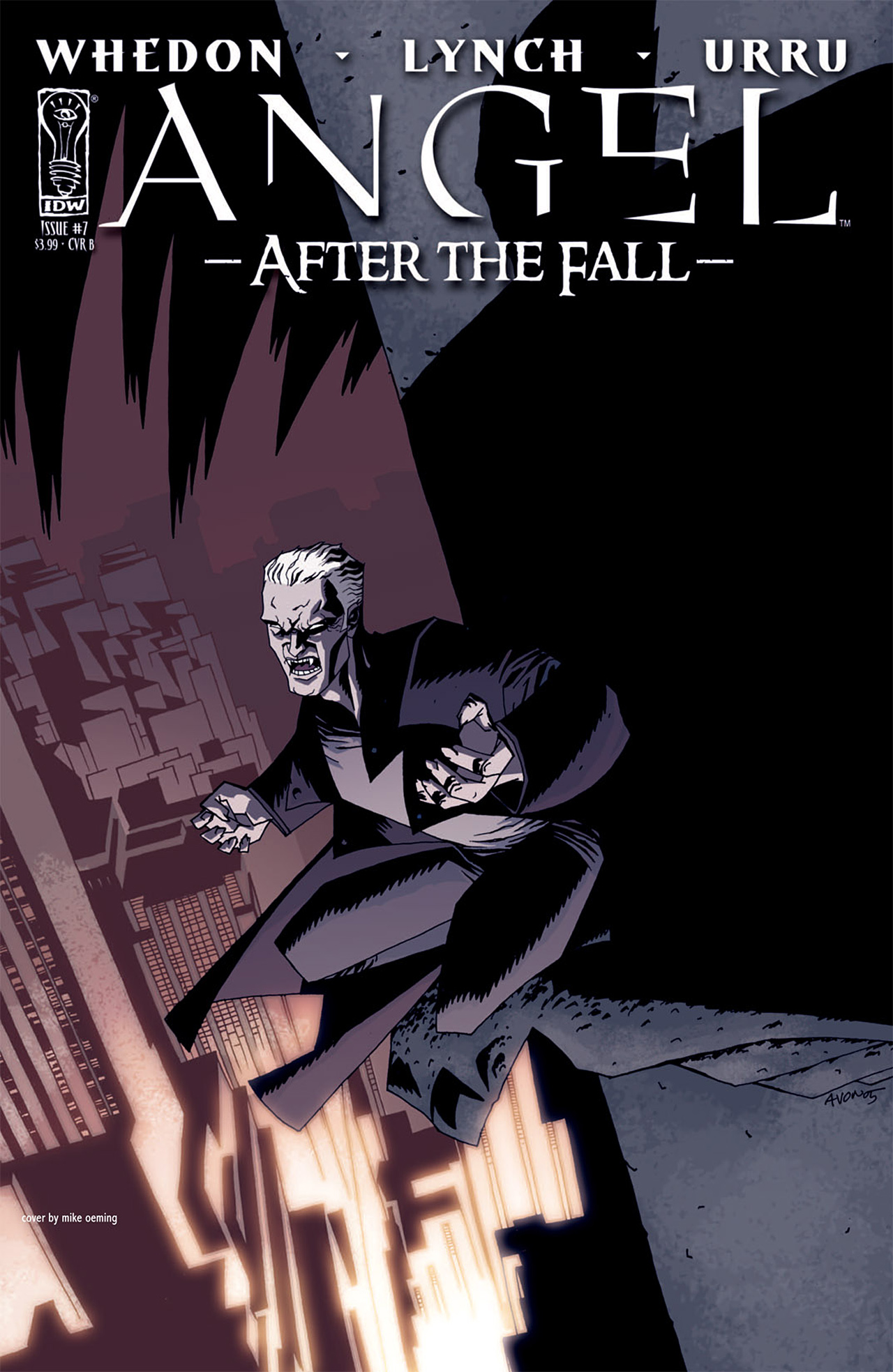 Read online Angel: After The Fall comic -  Issue #7 - 2