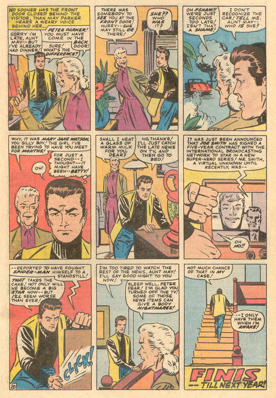 The Amazing Spider-Man (1963) _Annual_7 Page 50