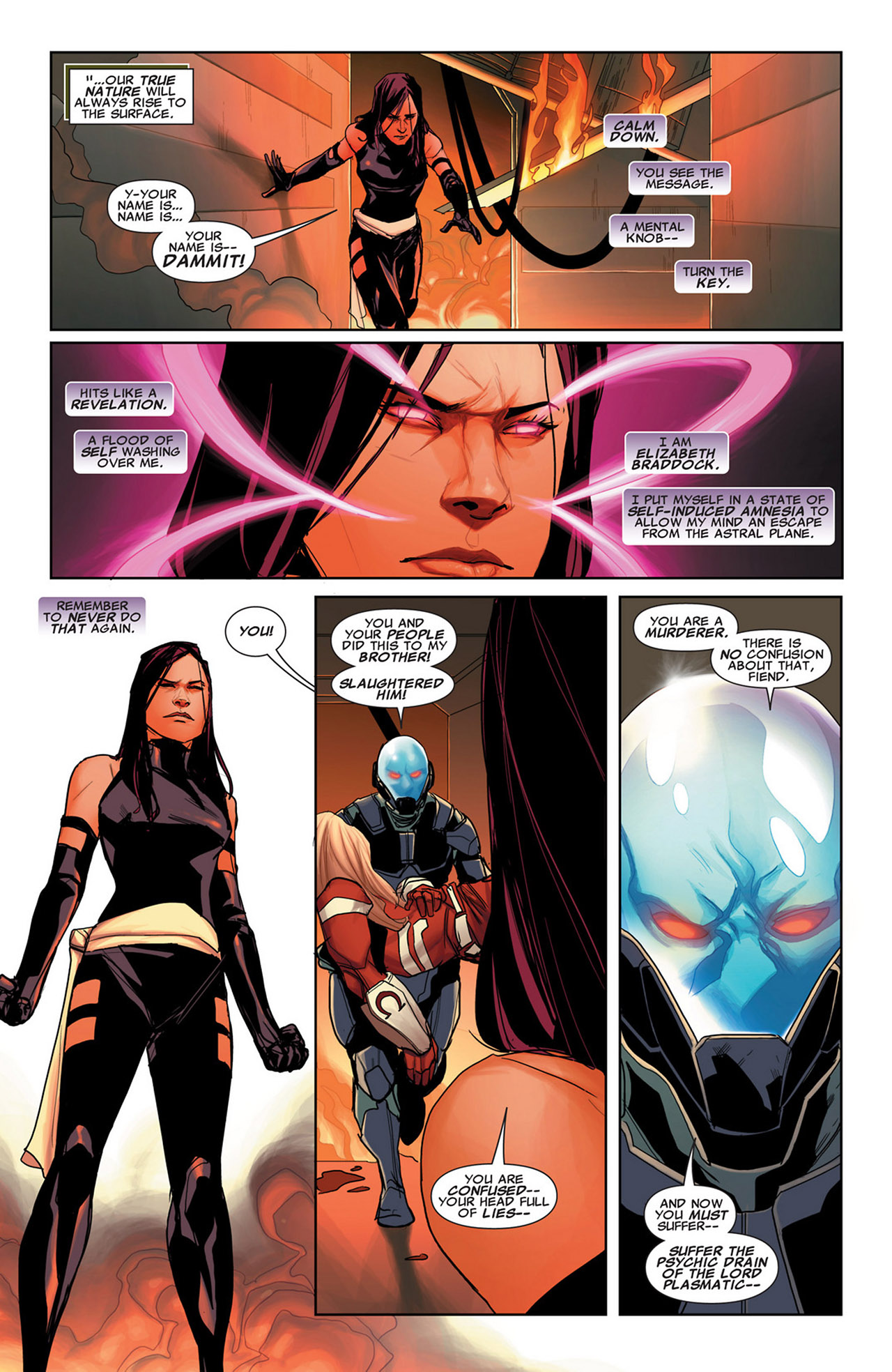 Read online Uncanny X-Force (2010) comic -  Issue #34 - 4