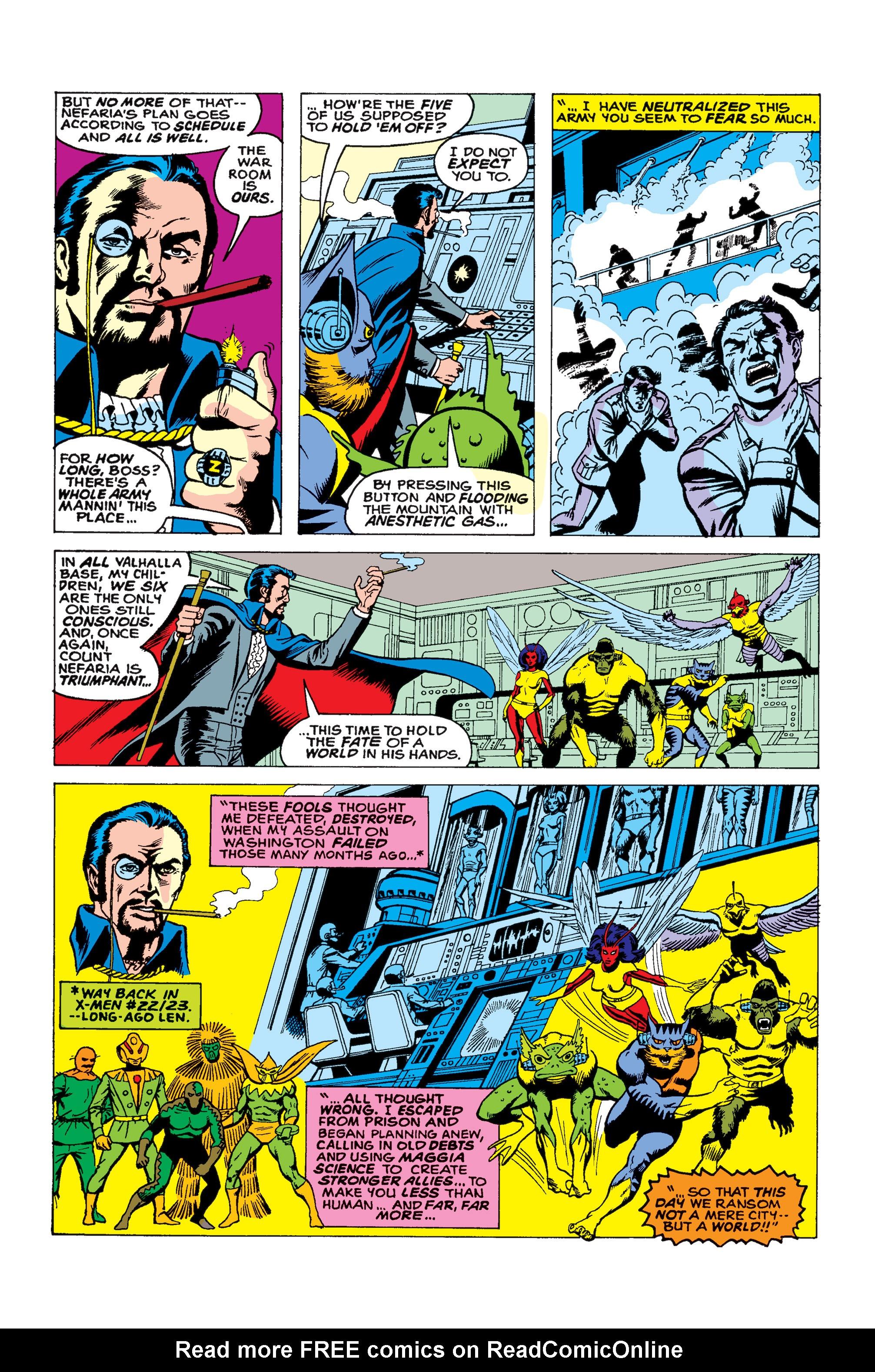 Uncanny X-Men (1963) 94 Page 12