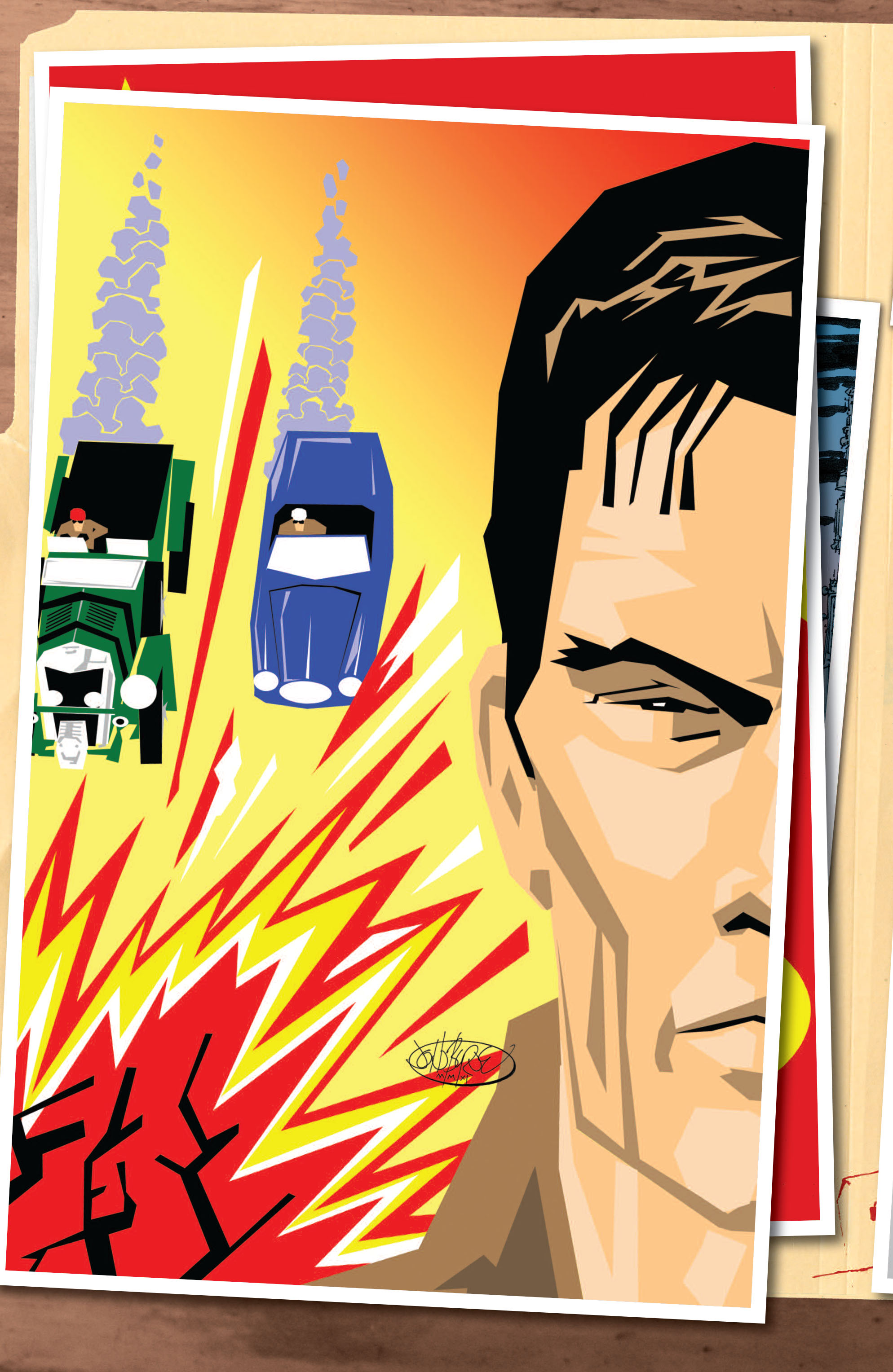 Read online Cold War comic -  Issue # TPB - 132