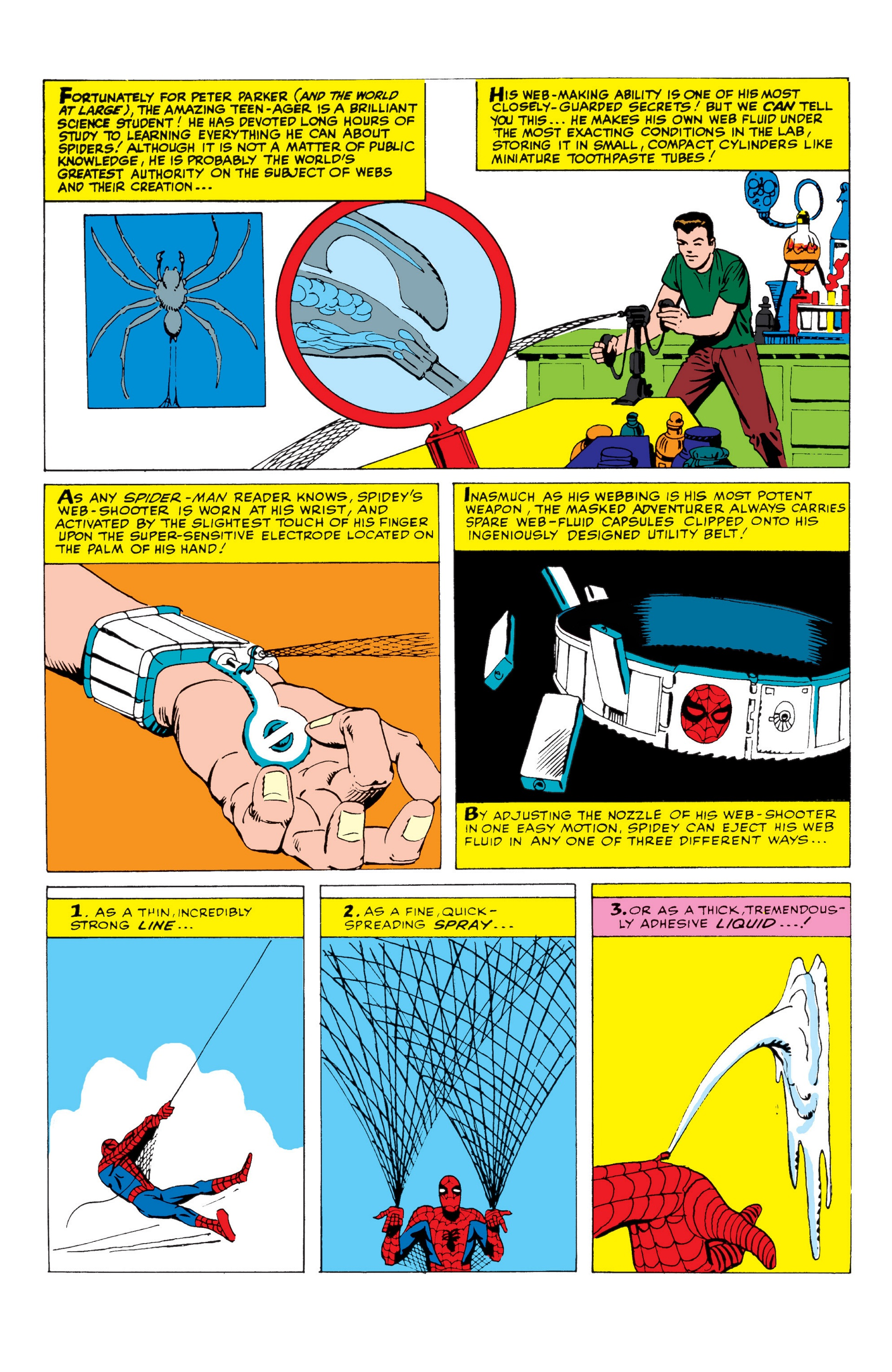 The Amazing Spider-Man (1963) _Annual_1 Page 61