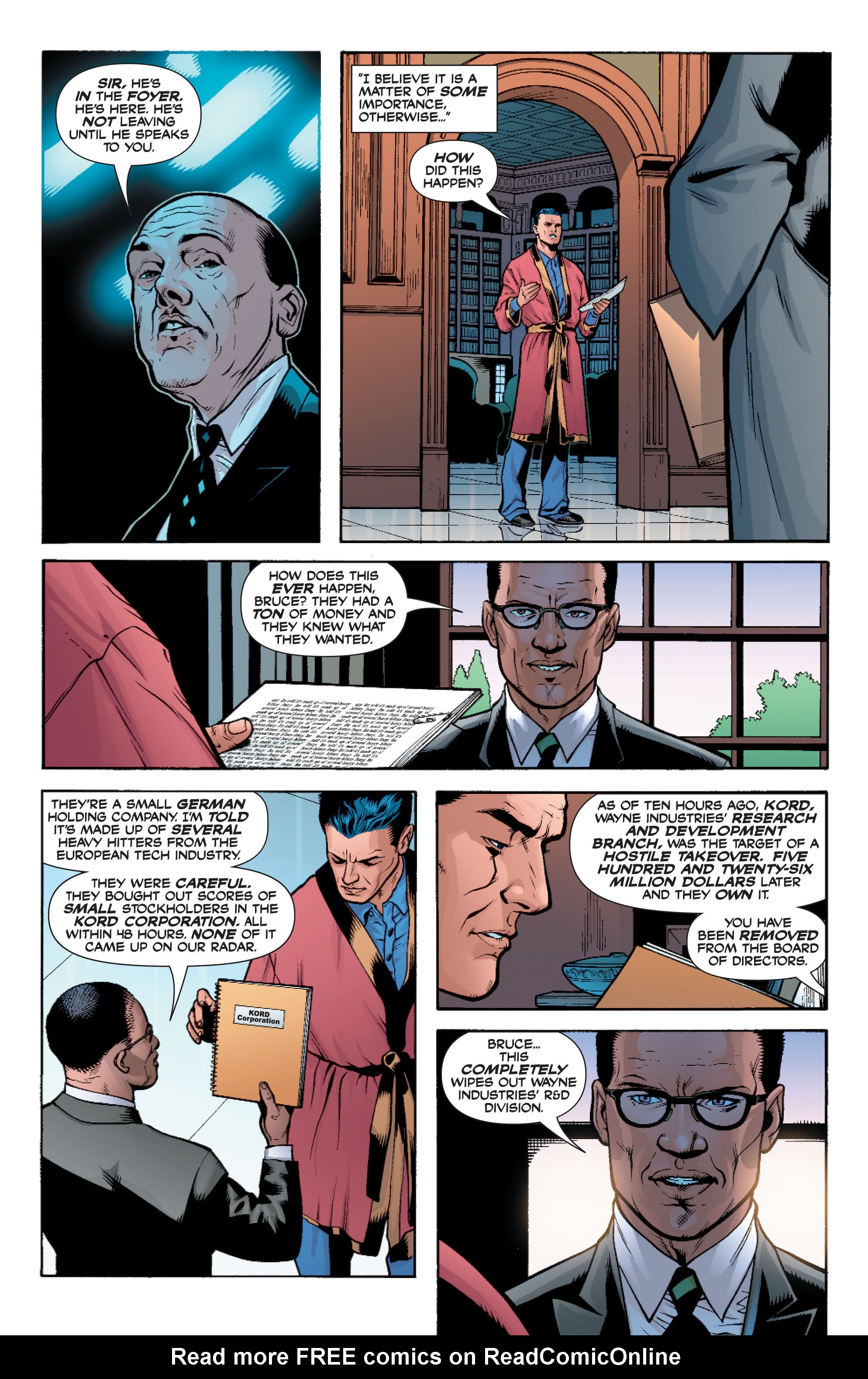 Read online Batman: Under The Red Hood comic -  Issue # Full - 20