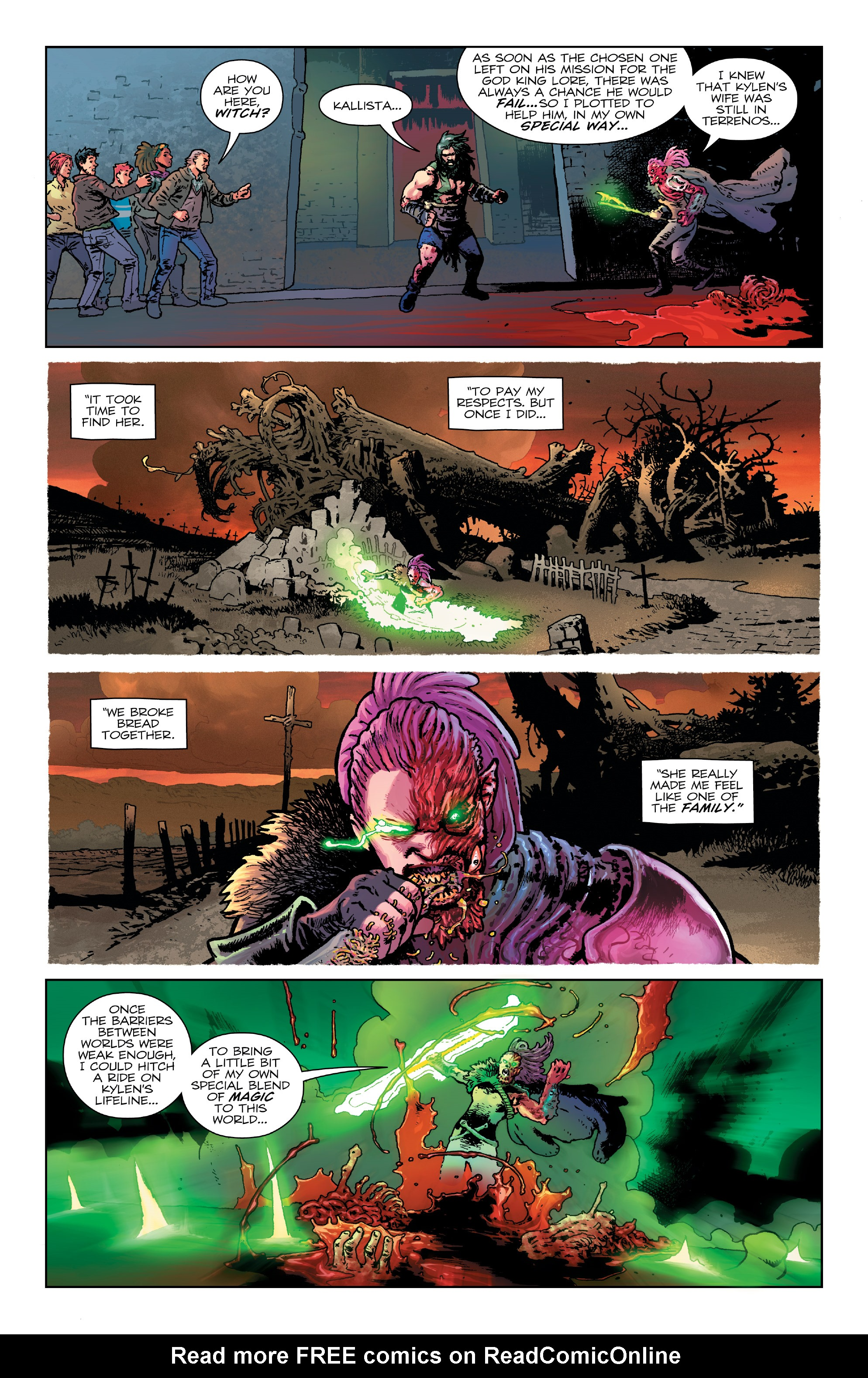 Read online Birthright (2014) comic -  Issue #25 - 3