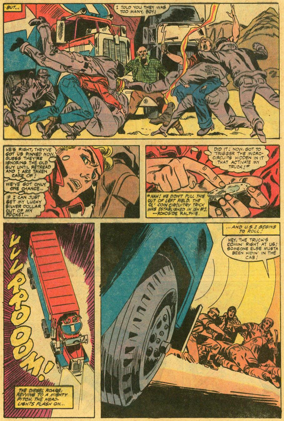 Read online U.S. 1 comic -  Issue #3 - 21