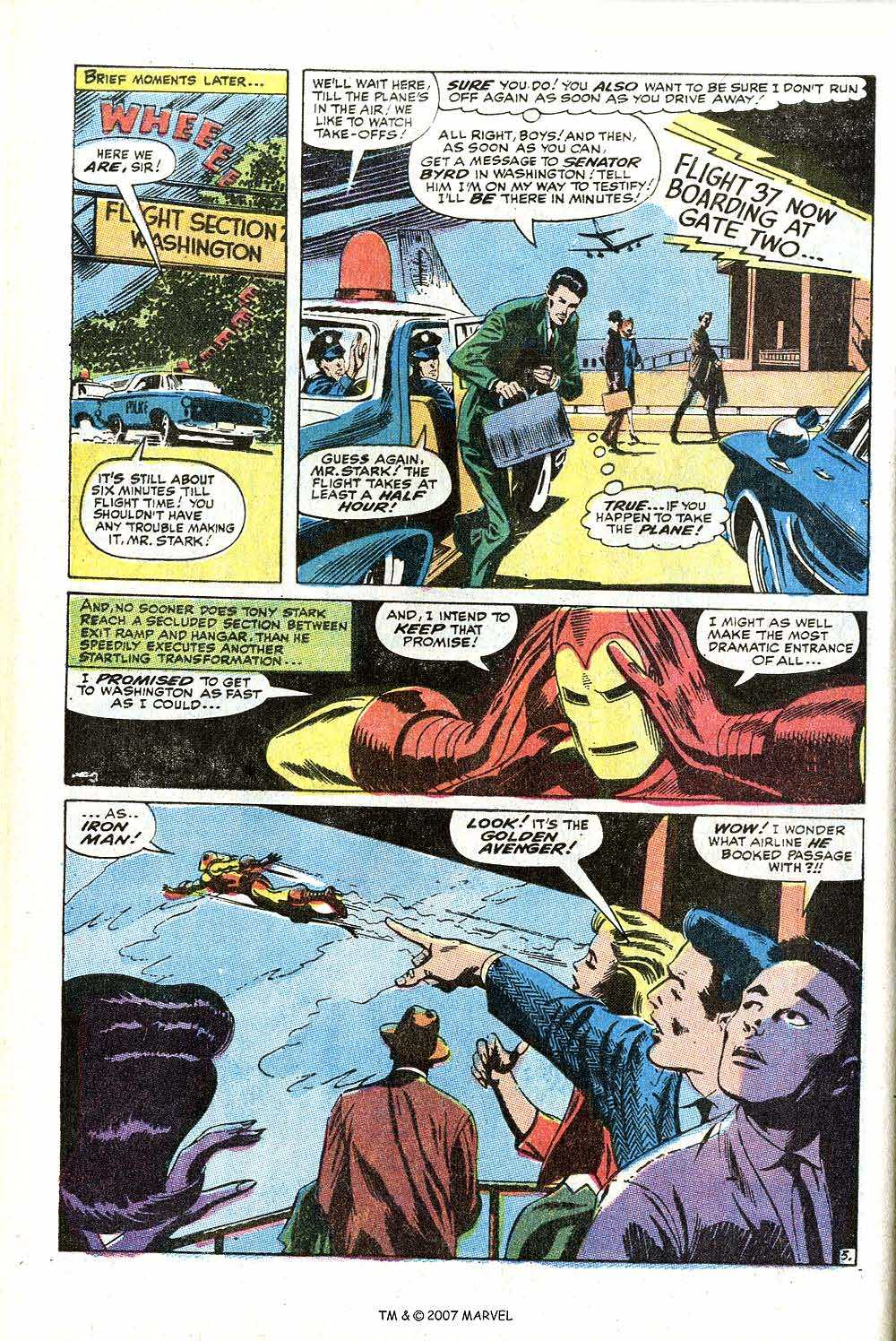 Iron Man Annual issue 2 - Page 22