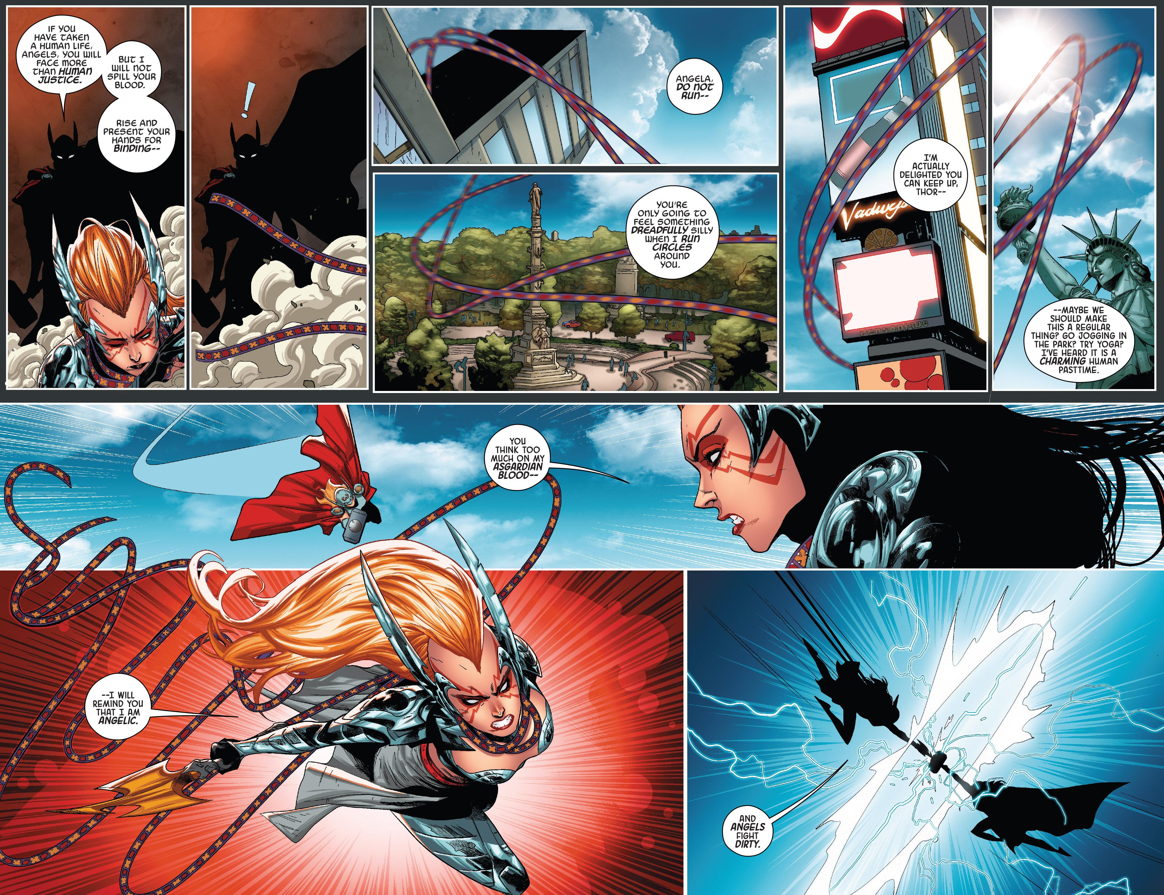 Read online Angela: Queen Of Hel comic -  Issue #6 - 13