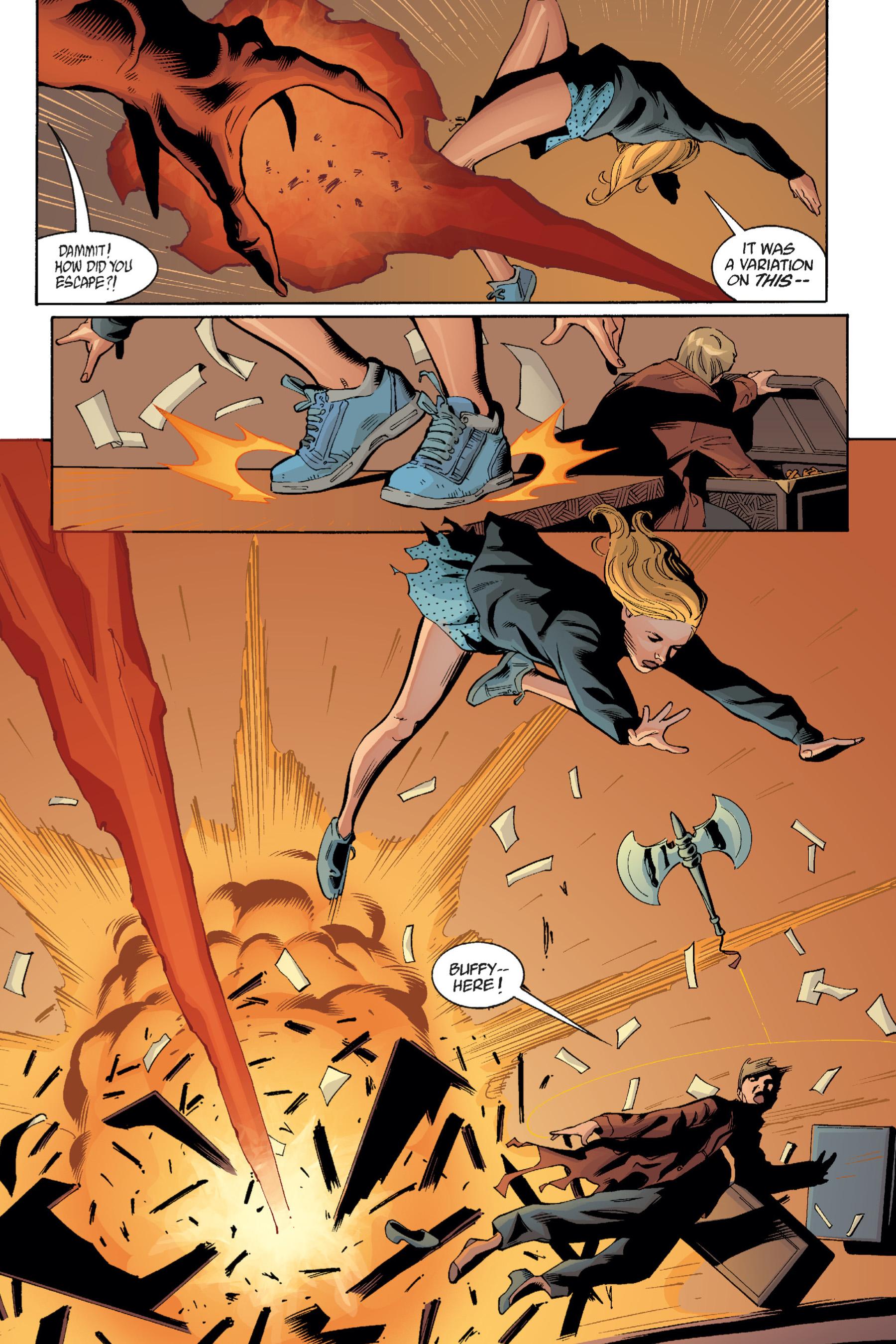 Read online Buffy the Vampire Slayer: Omnibus comic -  Issue # TPB 1 - 292