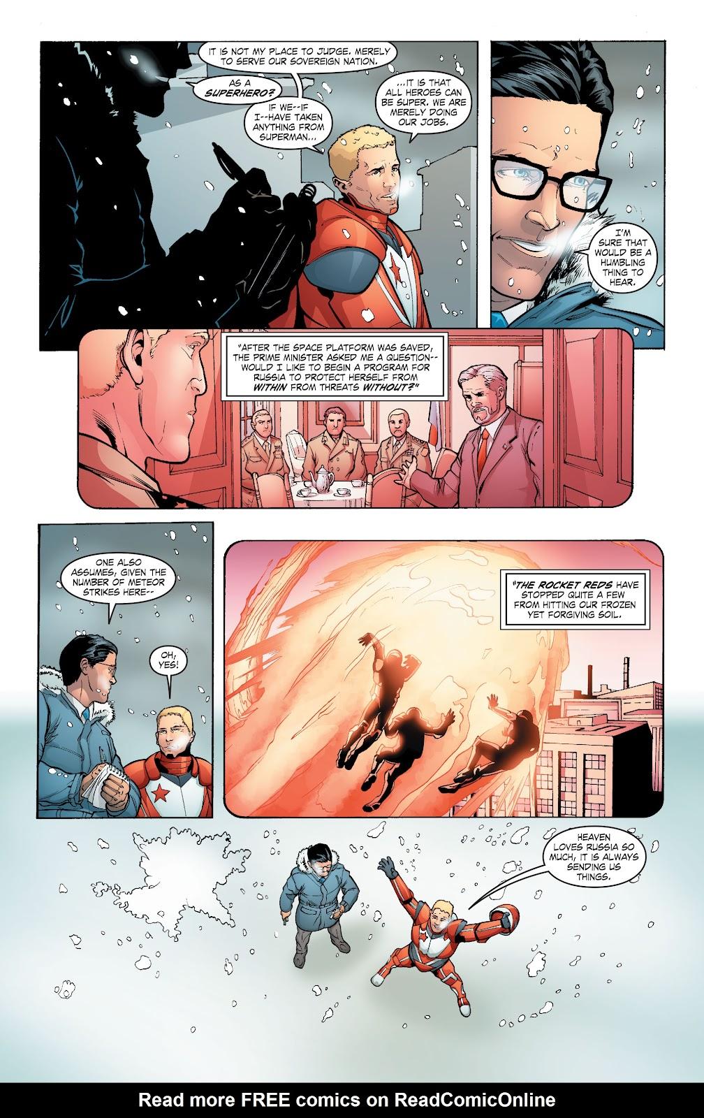 Read online Smallville Season 11 [II] comic -  Issue # TPB 6 - 95