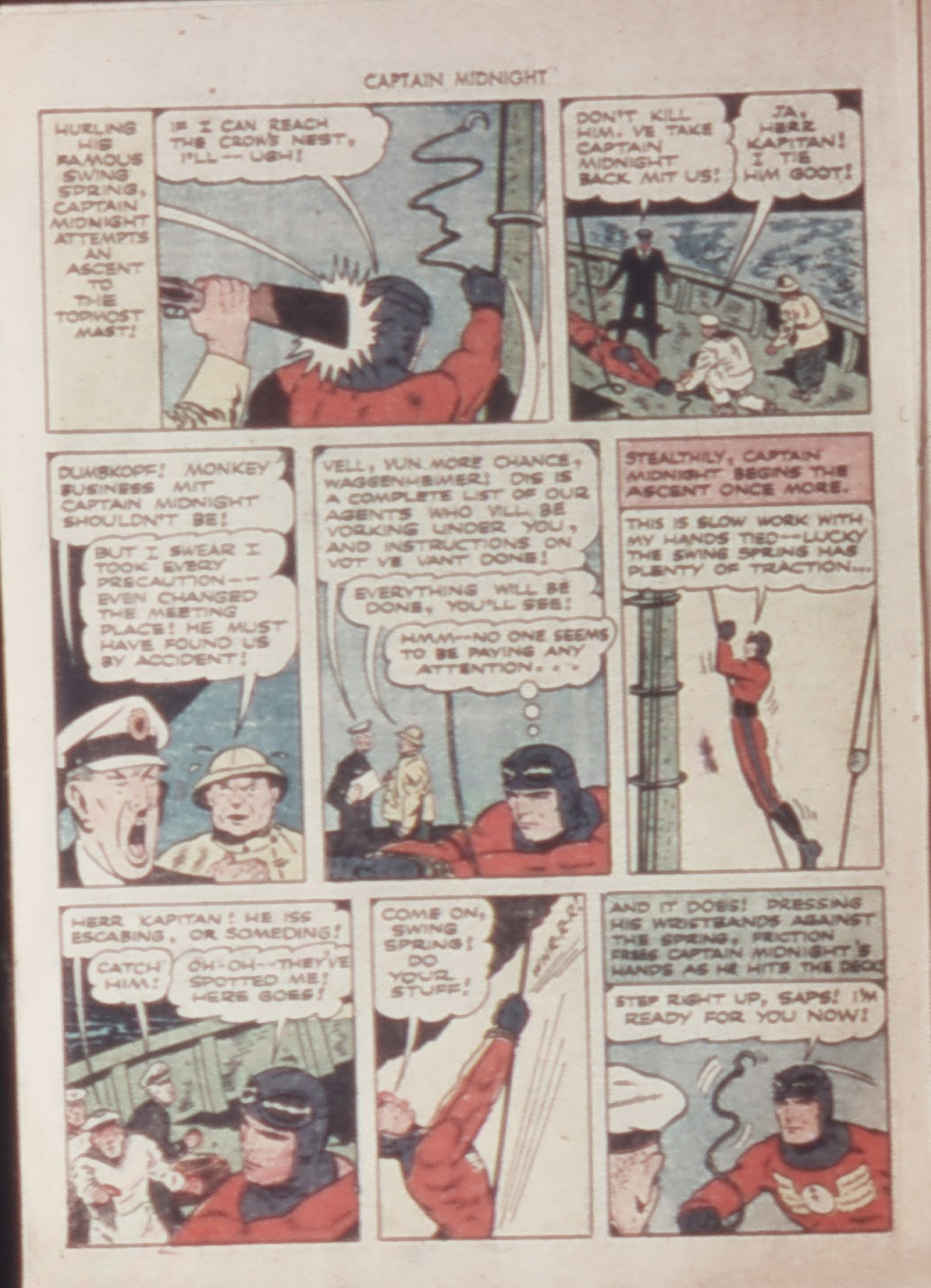 Captain Midnight (1942) issue 21 - Page 20