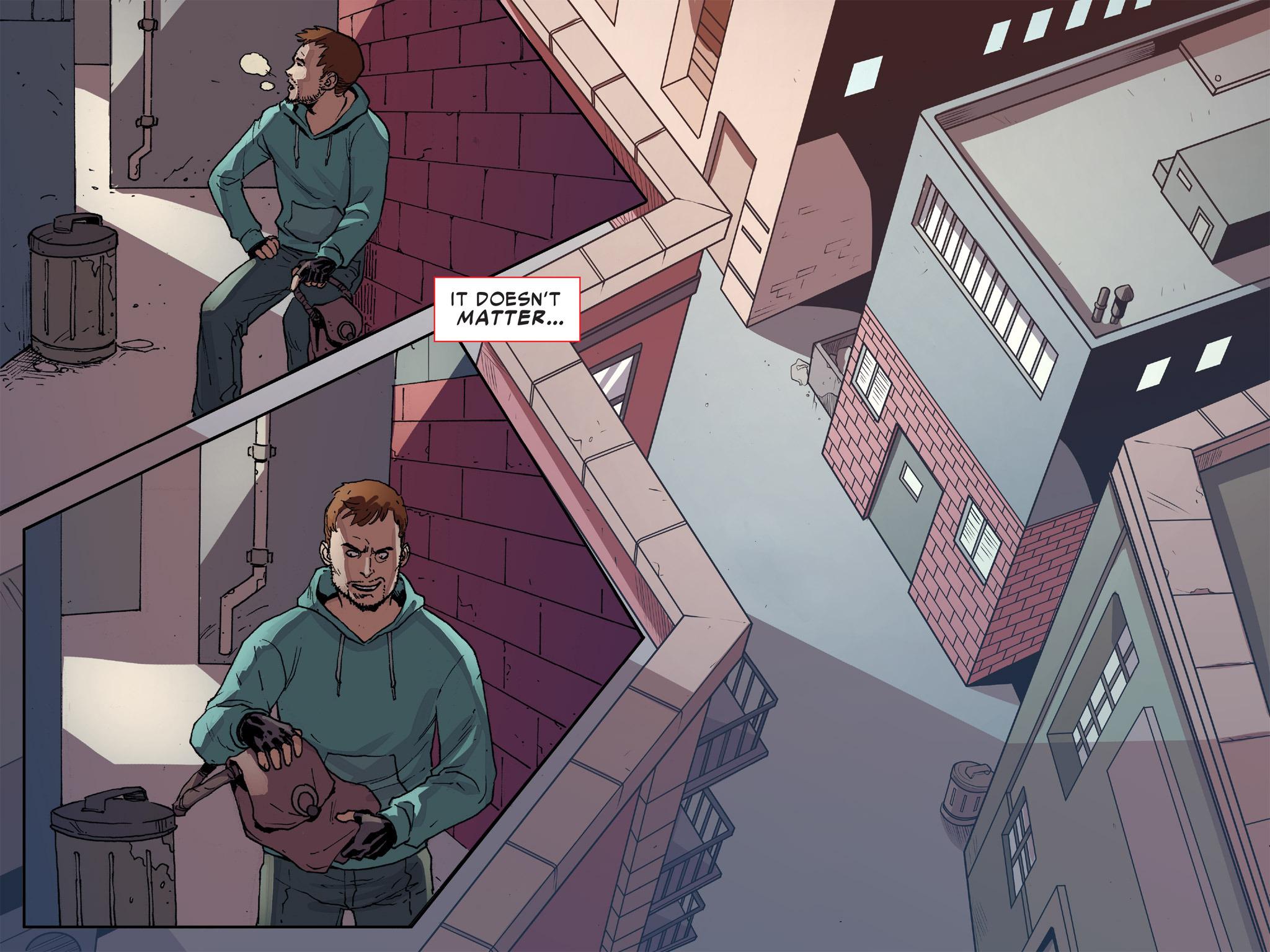 Read online Ultimate Spider-Man (Infinite Comics) (2016) comic -  Issue #8 - 10