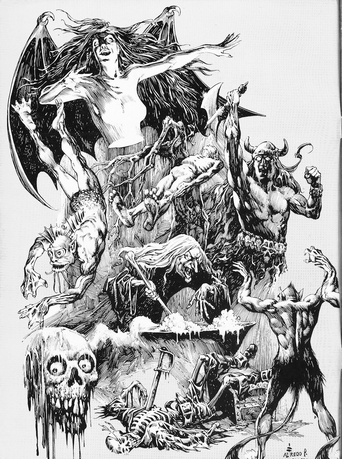 Haunt of Horror issue 1 - Page 2