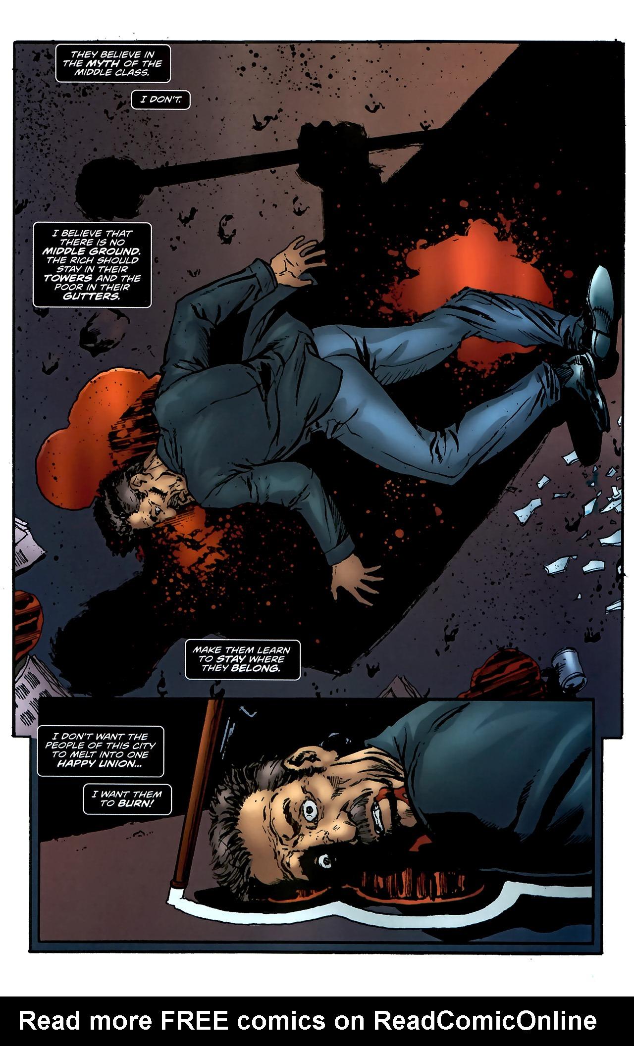 Read online ShadowHawk (2010) comic -  Issue #4 - 6