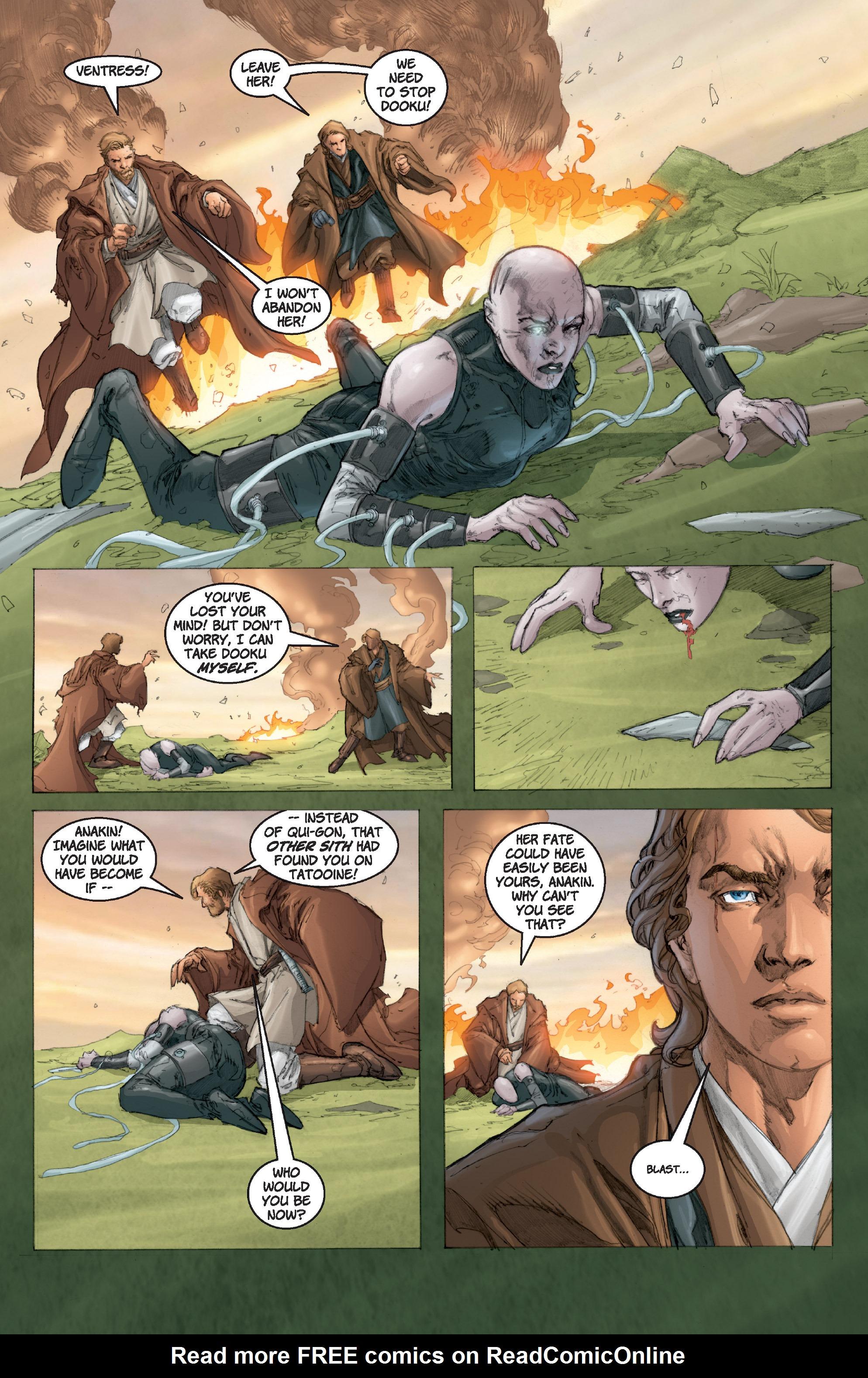 Read online Star Wars Omnibus comic -  Issue # Vol. 26 - 181