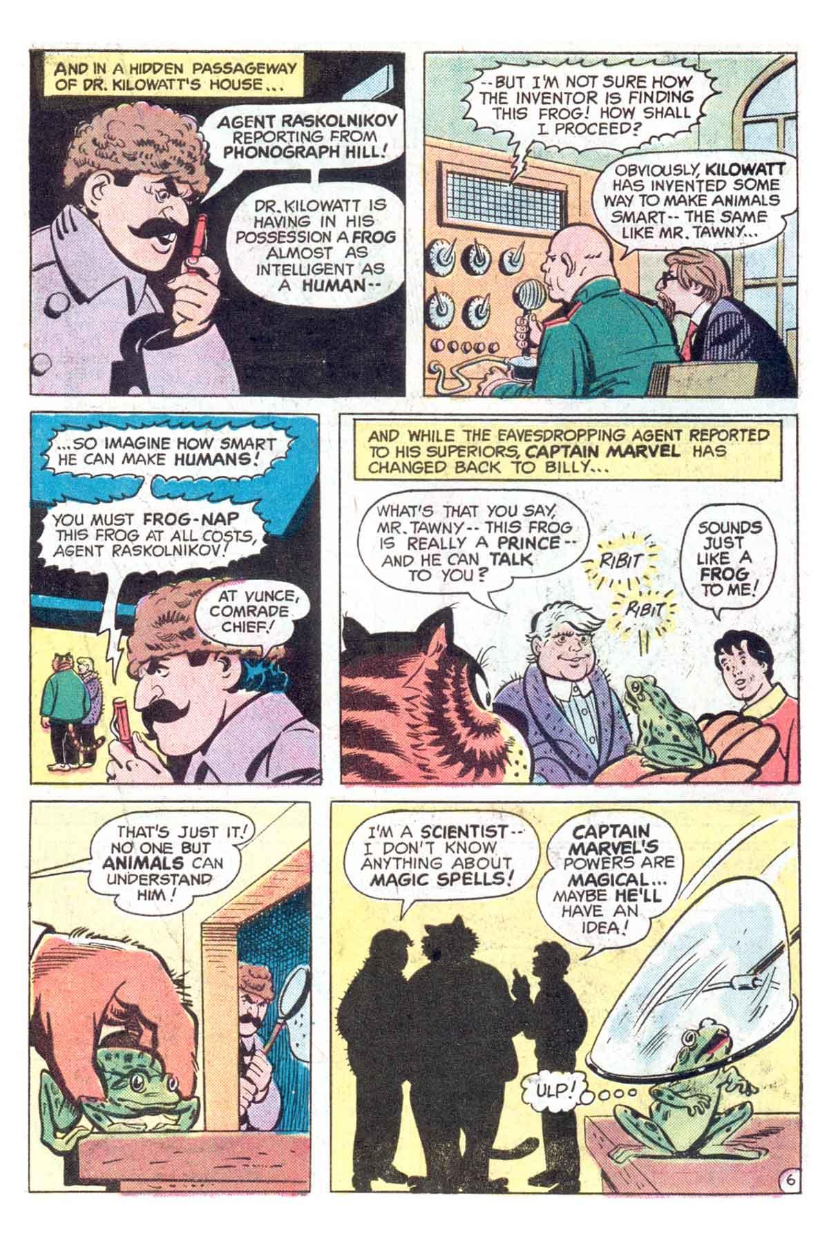 Read online Shazam! (1973) comic -  Issue #18 - 7