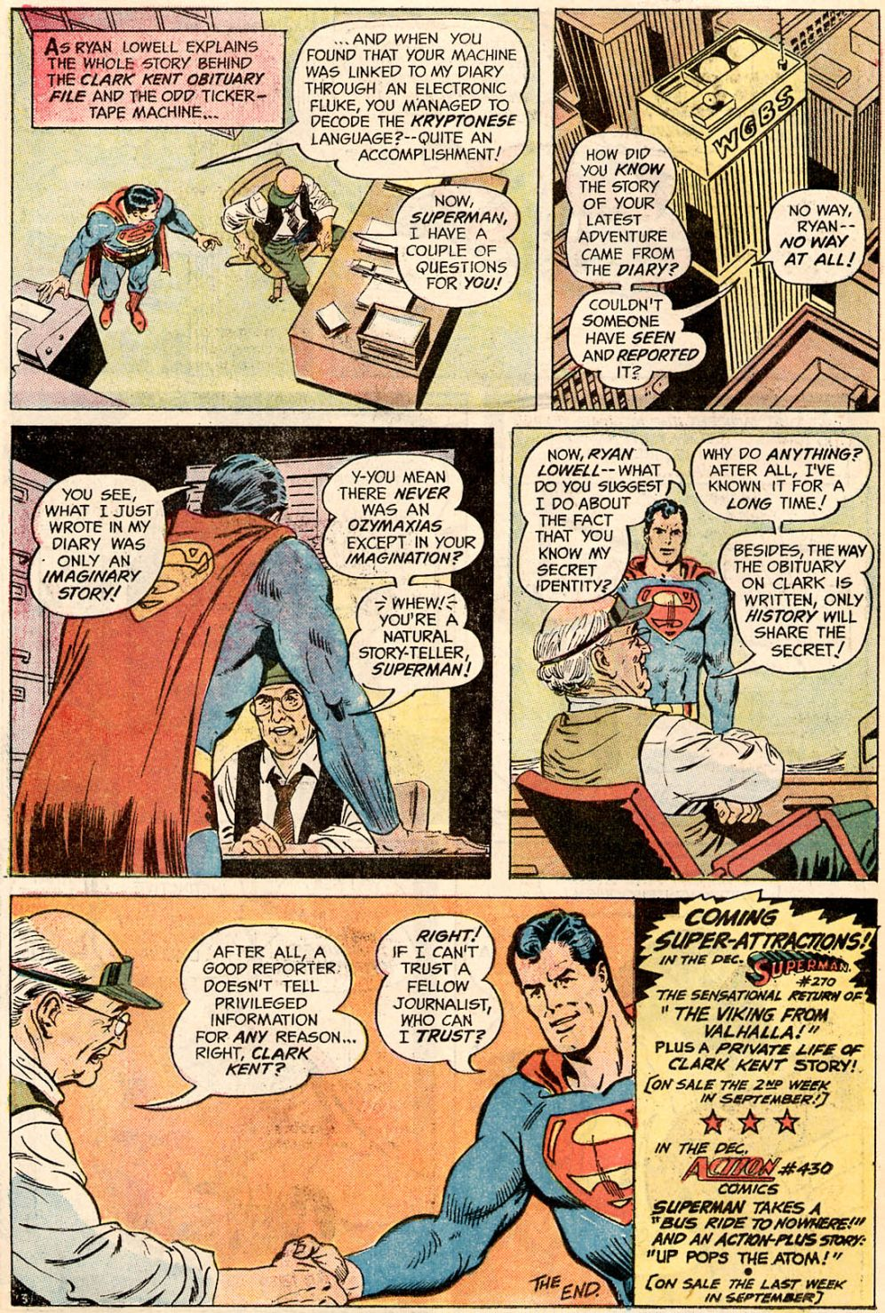 Read online Action Comics (1938) comic -  Issue #429 - 22