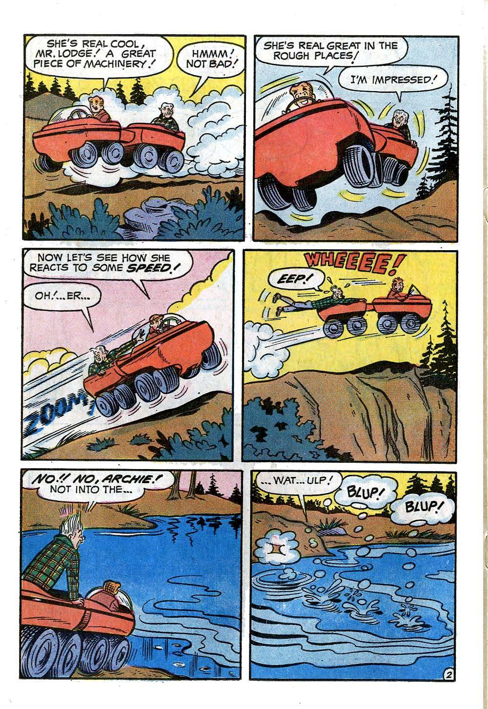 Read online Archie (1960) comic -  Issue #207 - 14