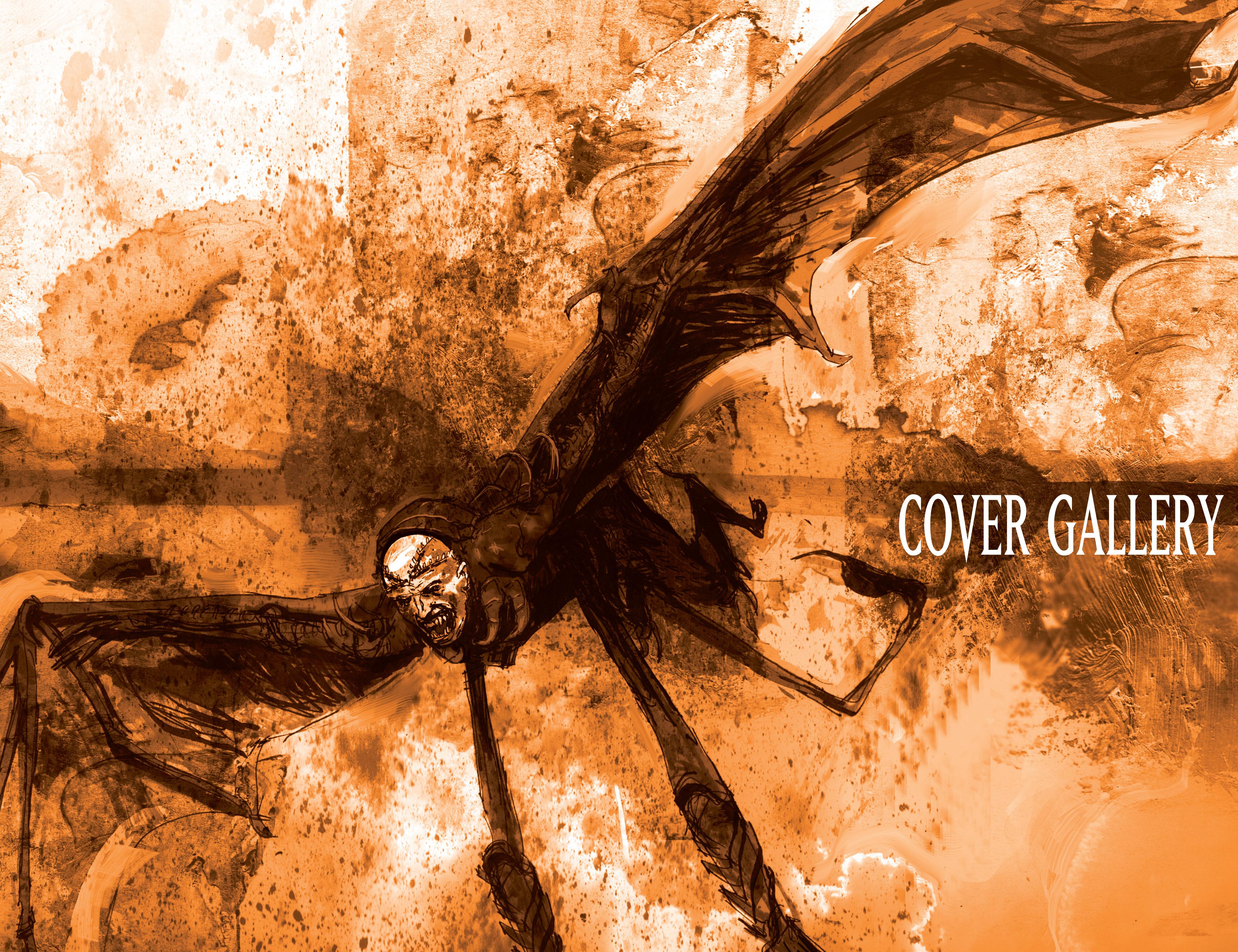 Read online Clive Barker's Hellraiser: The Dark Watch comic -  Issue # TPB 3 - 129