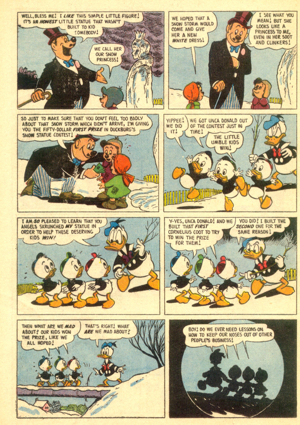 Walt Disney's Comics and Stories issue 196 - Page 12