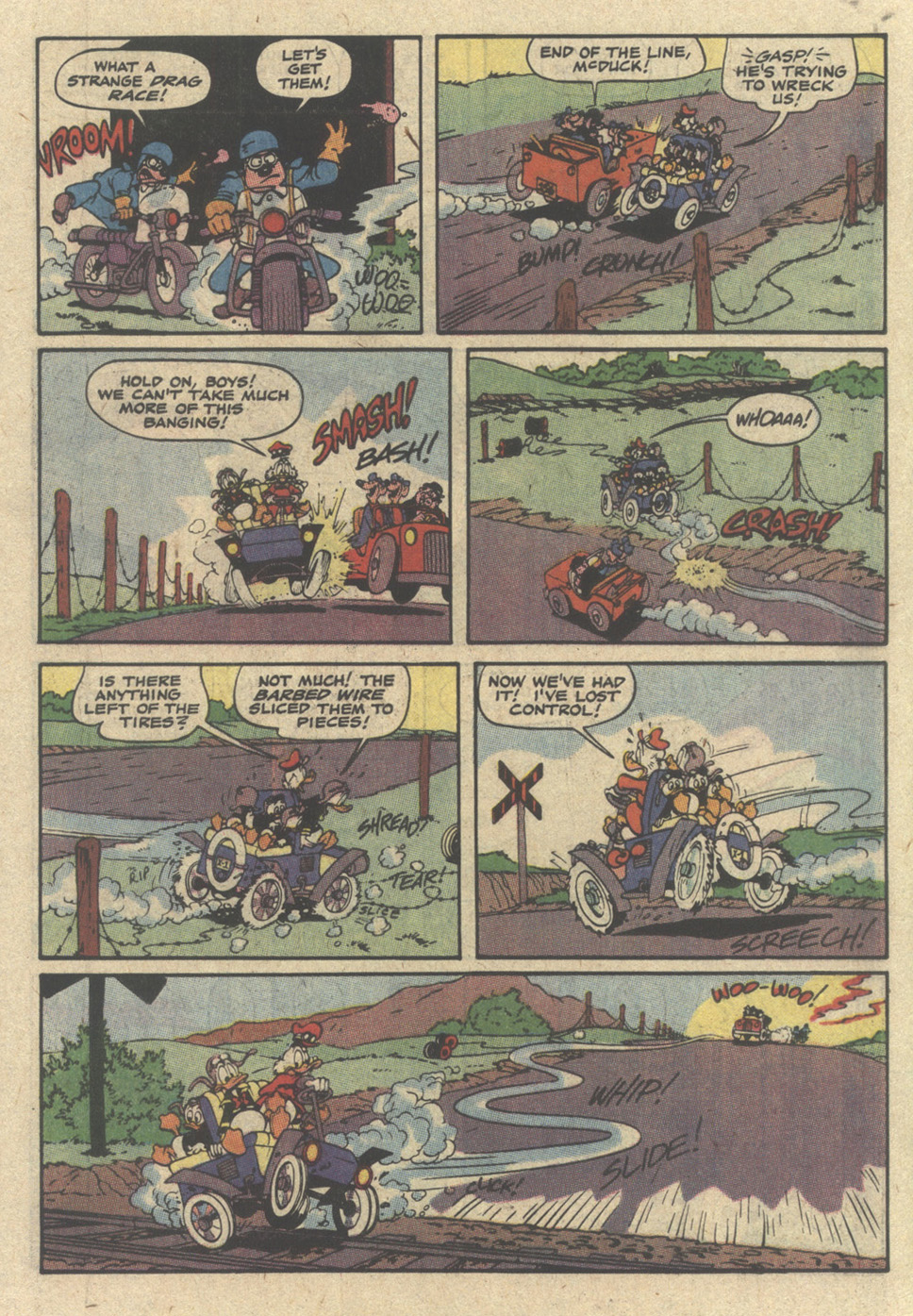 Read online Uncle Scrooge (1953) comic -  Issue #239 - 18