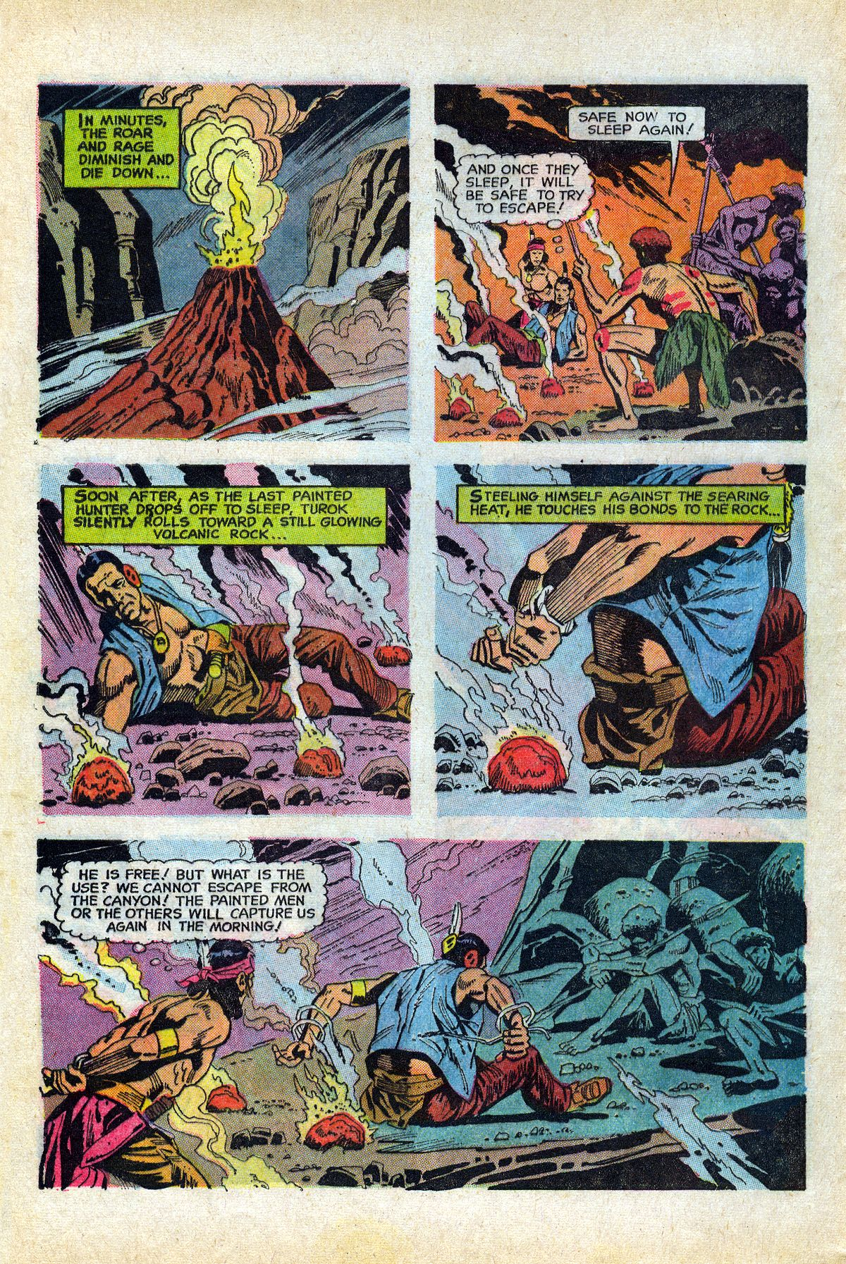 Read online Turok, Son of Stone comic -  Issue #66 - 28