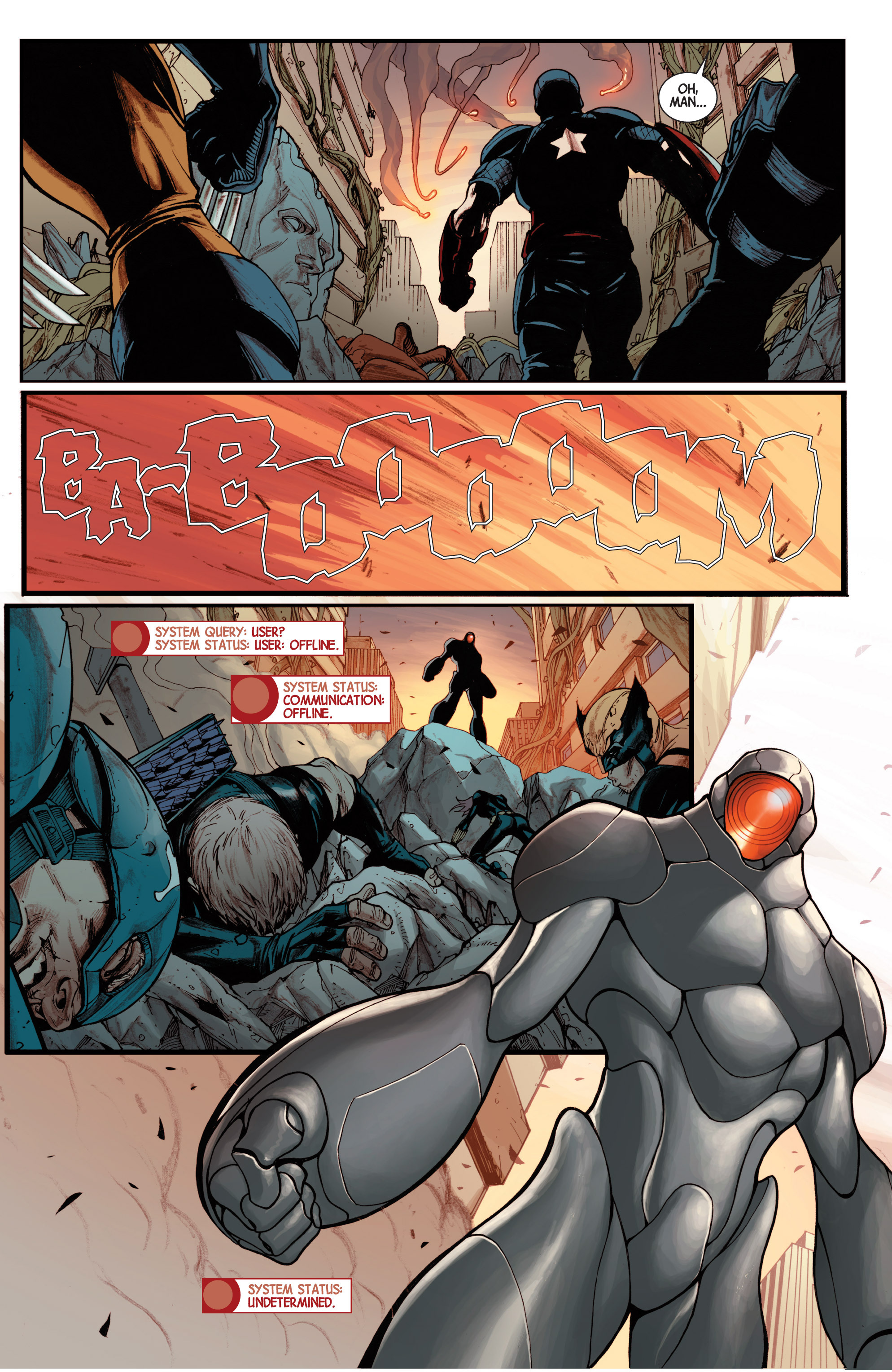 Read online Avengers (2013) comic -  Issue #Avengers (2013) _TPB 3 - 110
