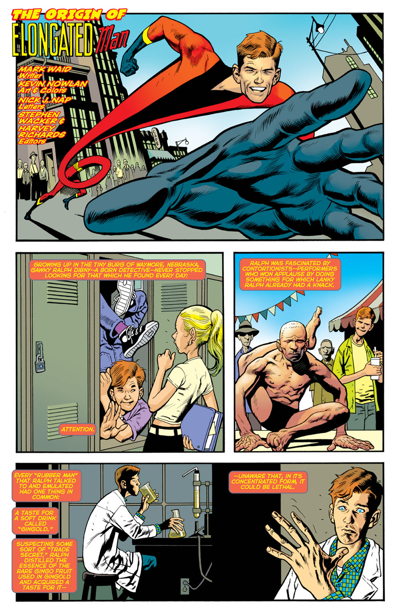 Read online 52 comic -  Issue #13 - 23