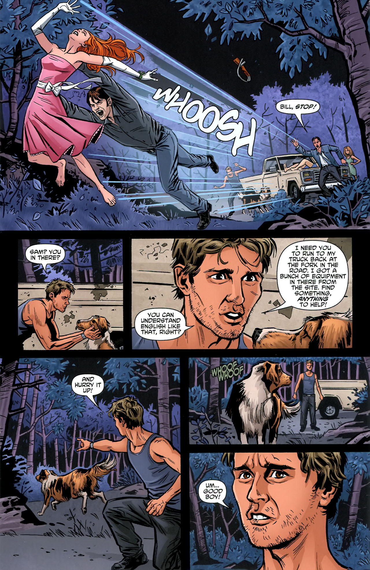 Read online True Blood: Tainted Love comic -  Issue #3 - 12