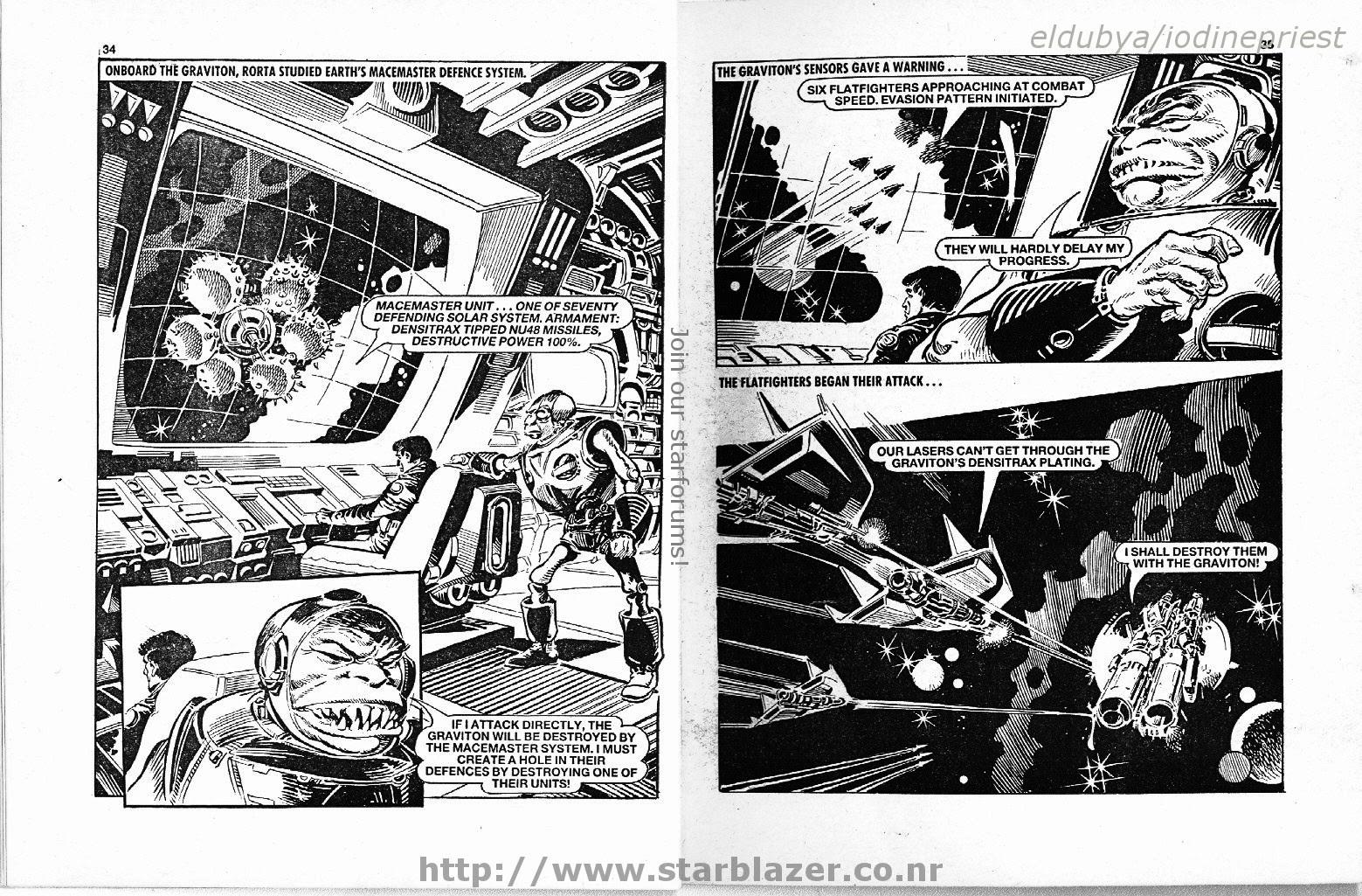 Starblazer issue 171 - Page 19