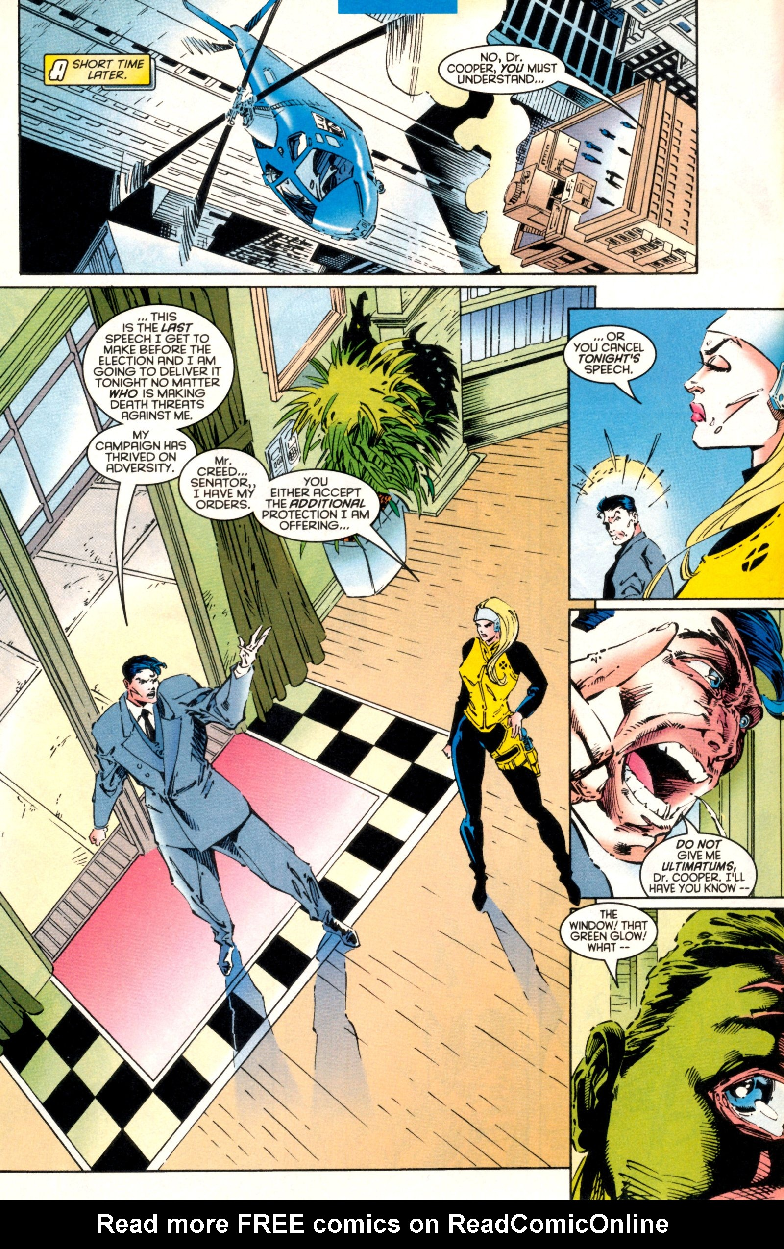 Read online X-Factor (1986) comic -  Issue #130 - 6
