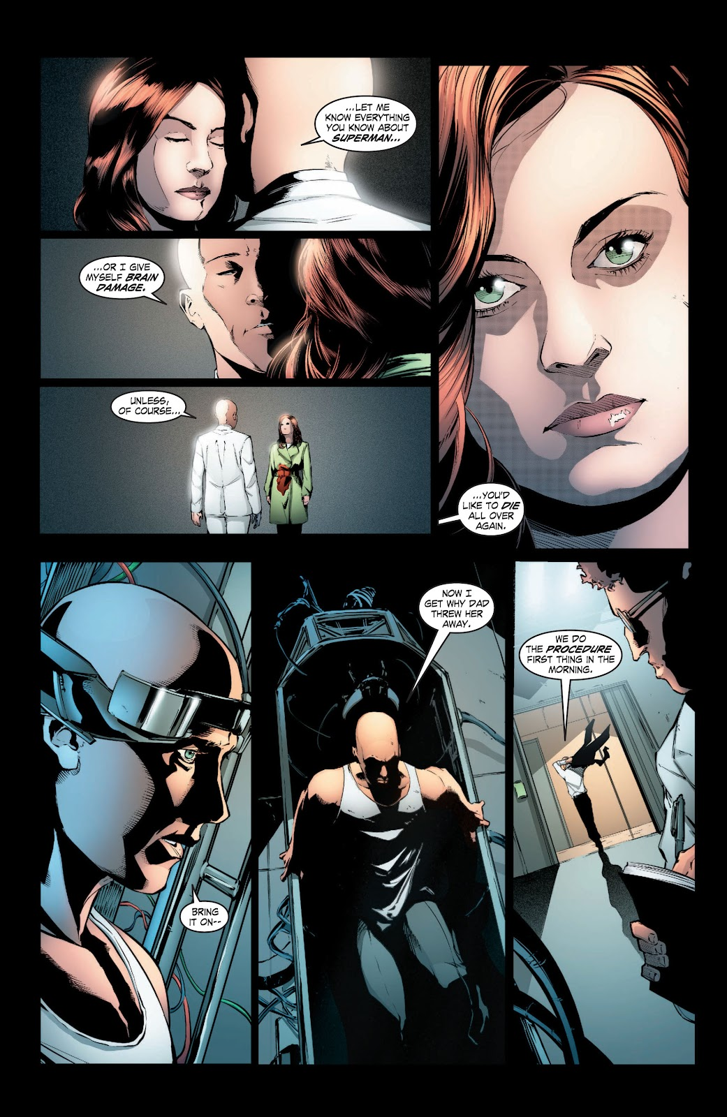 Read online Smallville Season 11 [II] comic -  Issue # TPB 3 - 50