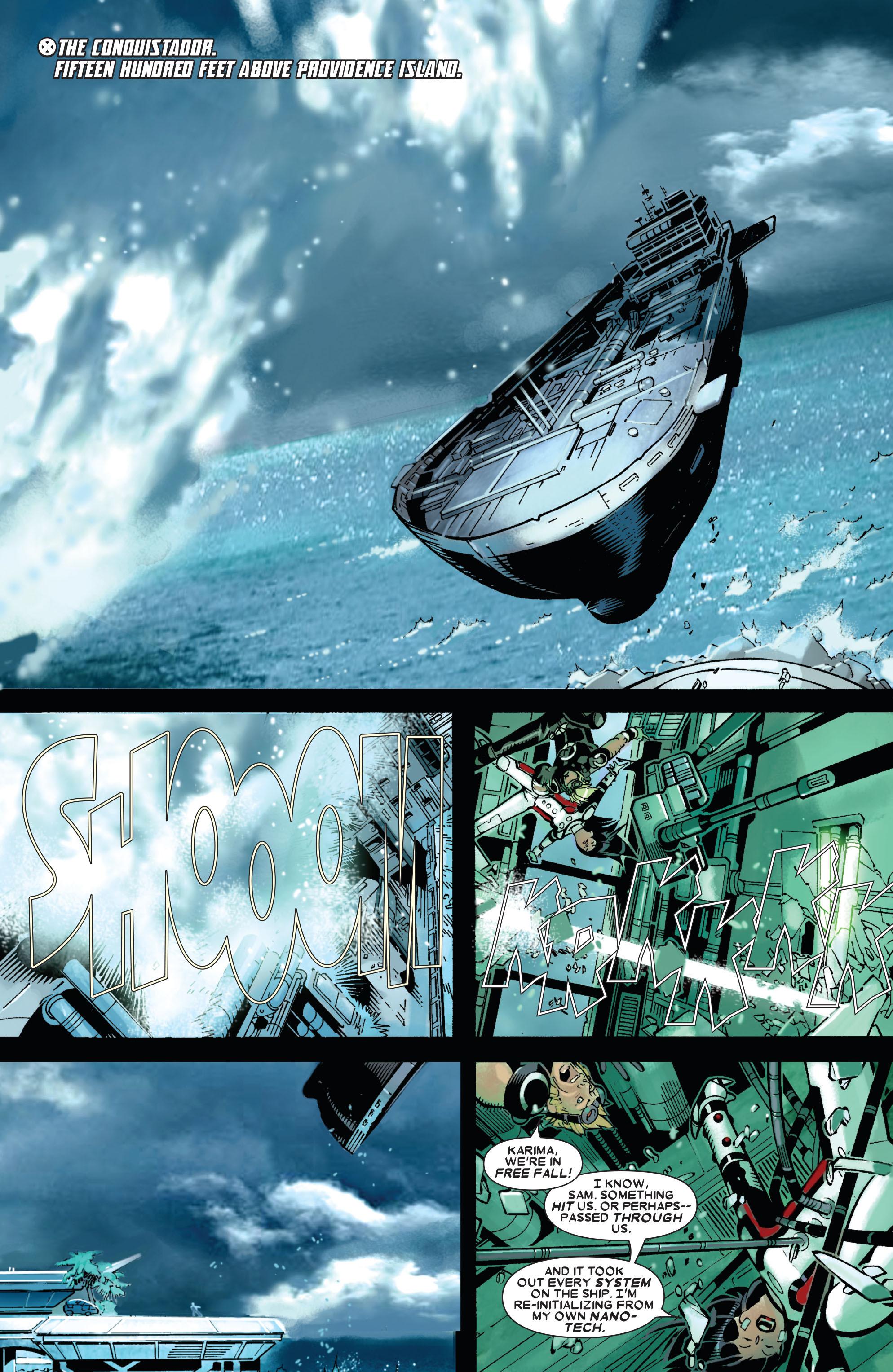 X-Men (1991) 198 Page 1