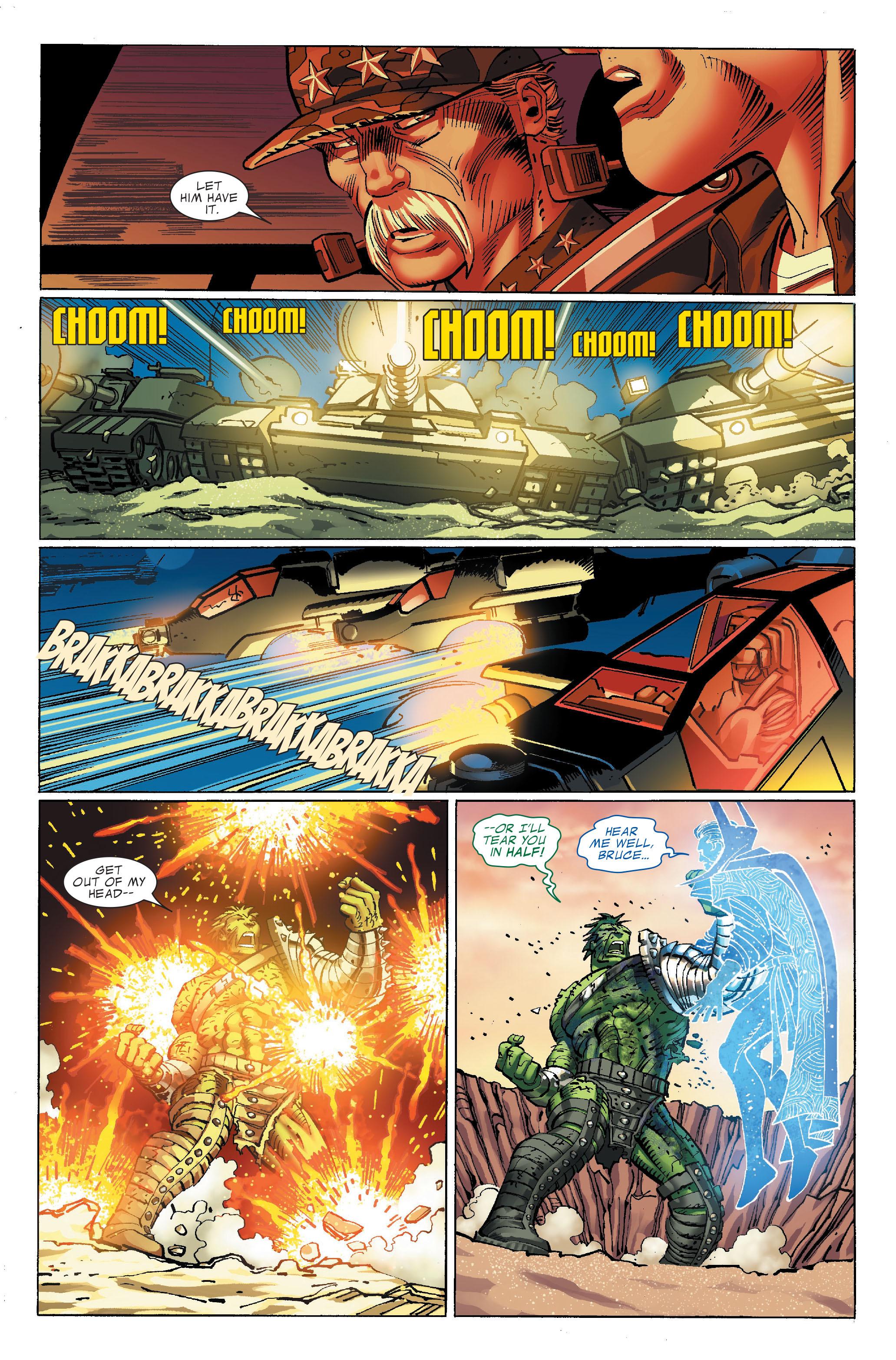 Read online World War Hulk comic -  Issue #3 - 12