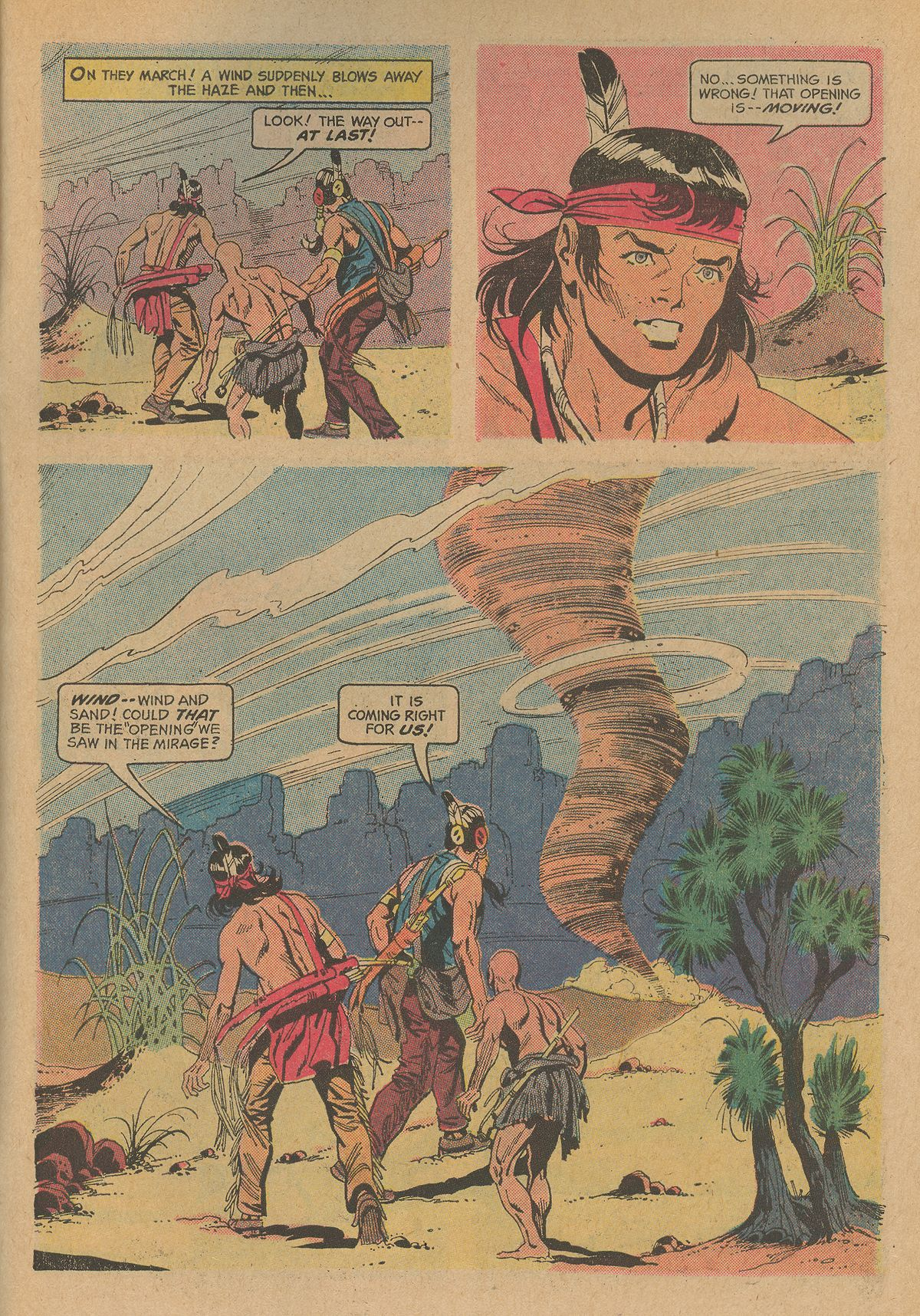 Read online Turok, Son of Stone comic -  Issue #83 - 27