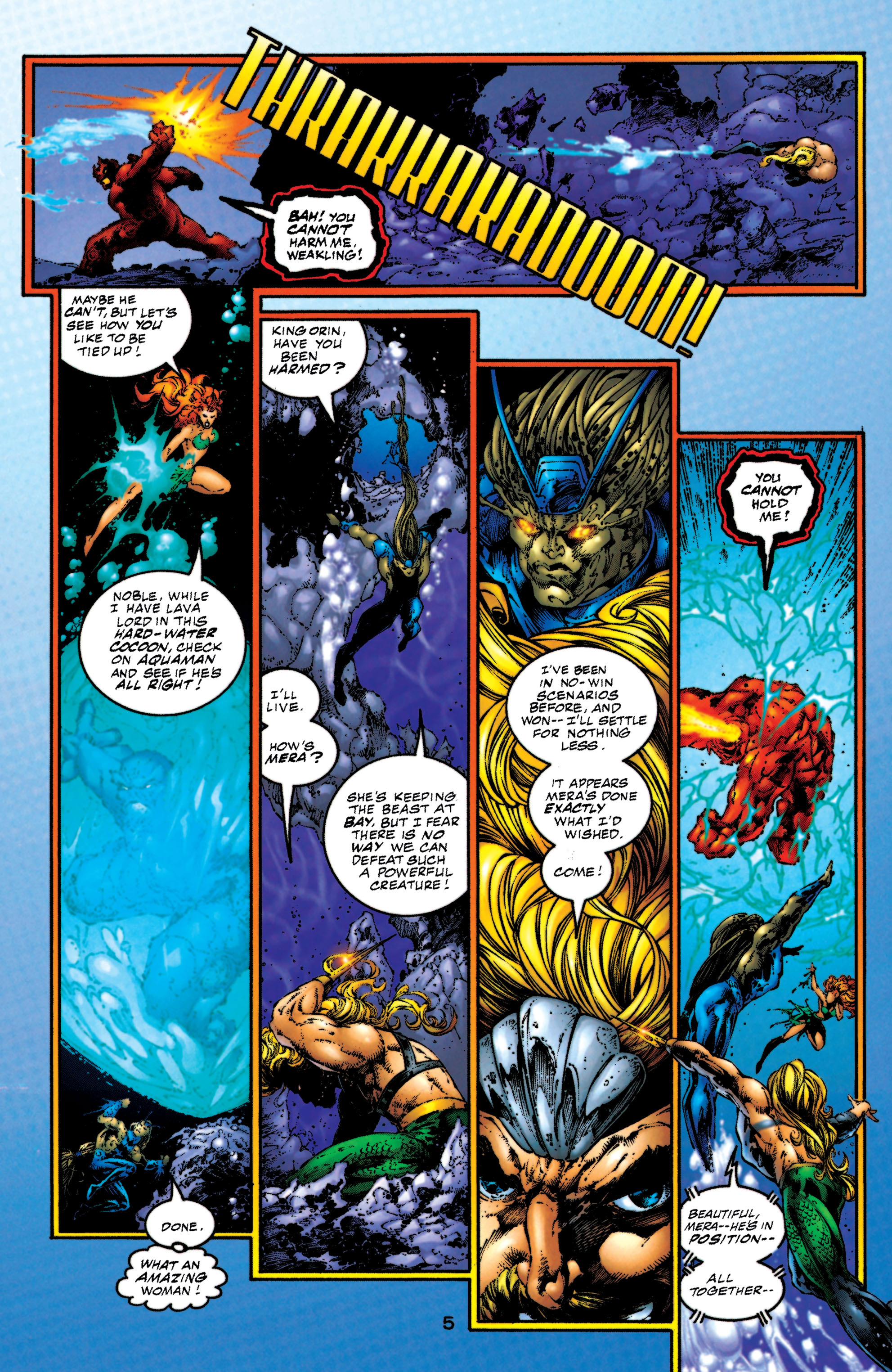 Read online Aquaman (1994) comic -  Issue #53 - 6