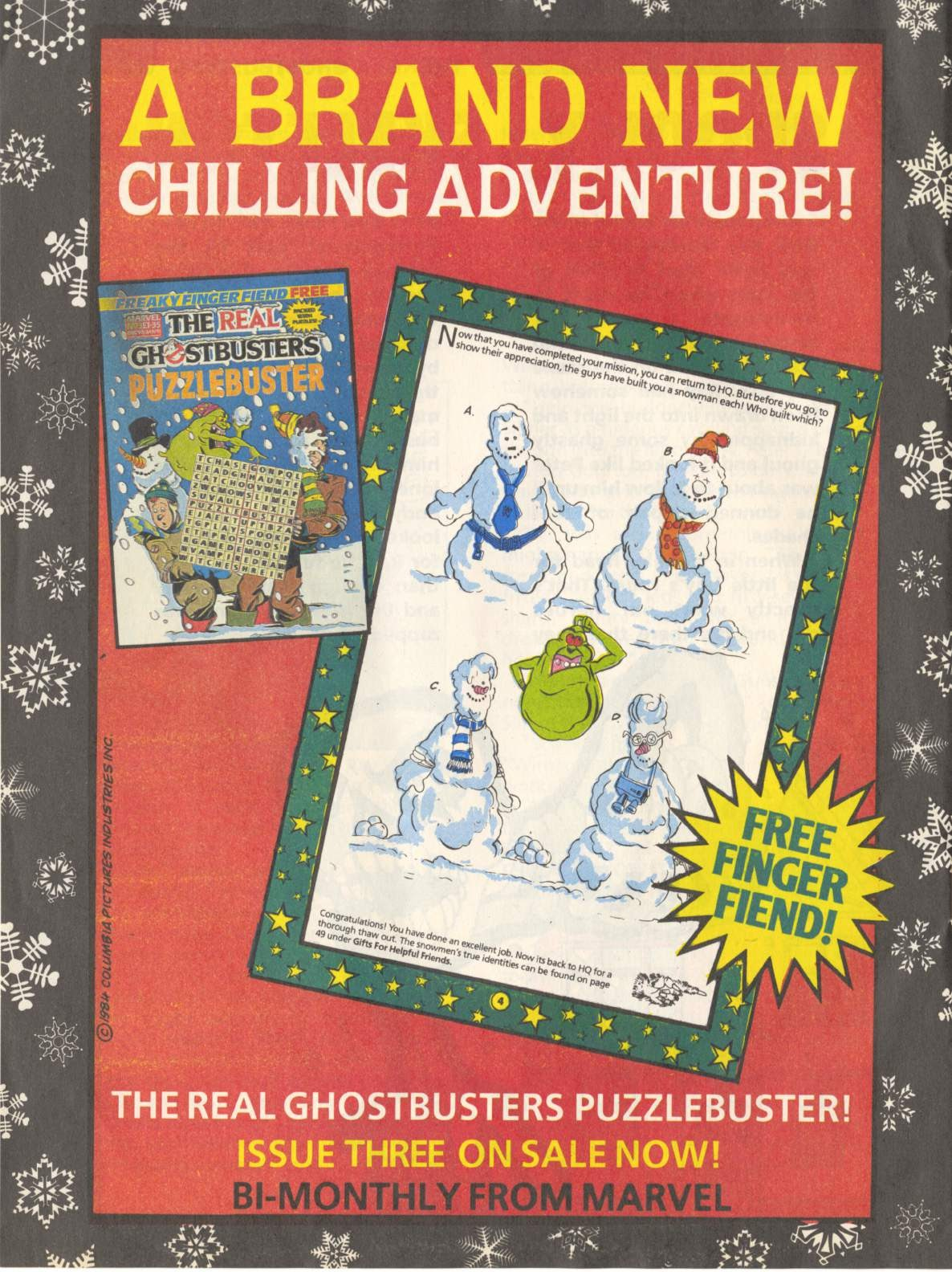 Comic The Real Ghostbusters issue 119