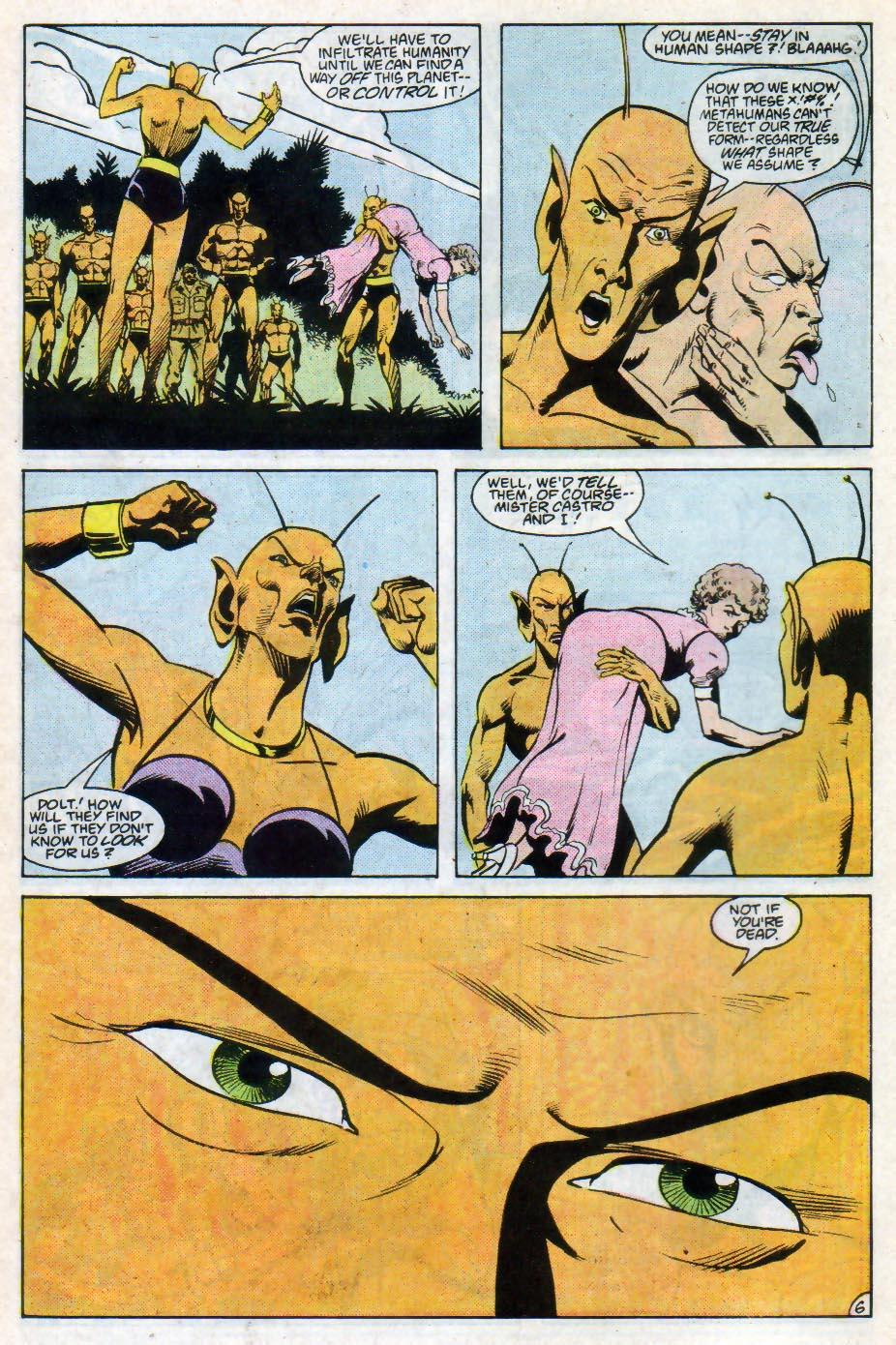 Manhunter (1988) issue 9 - Page 7