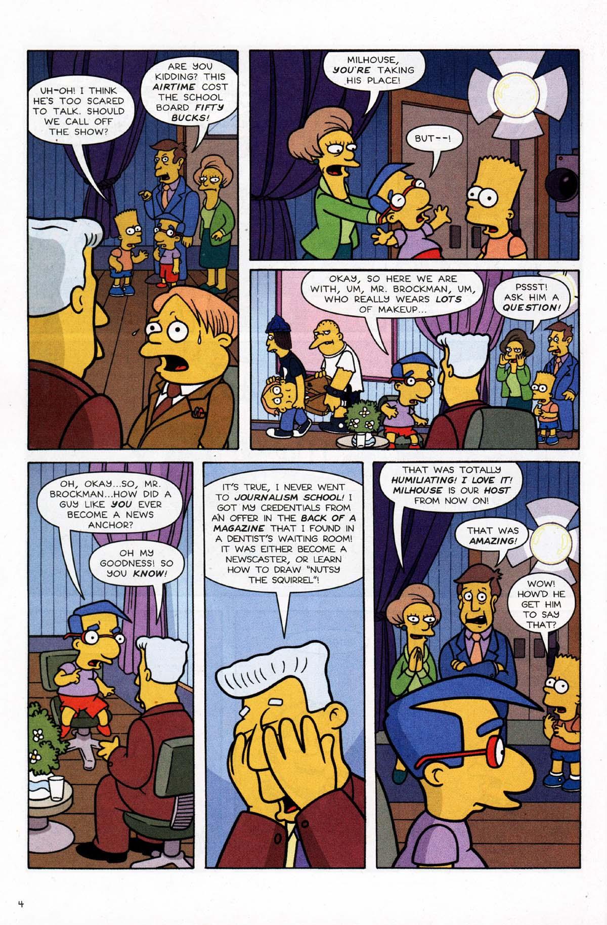 Read online Simpsons Comics Presents Bart Simpson comic -  Issue #10 - 23