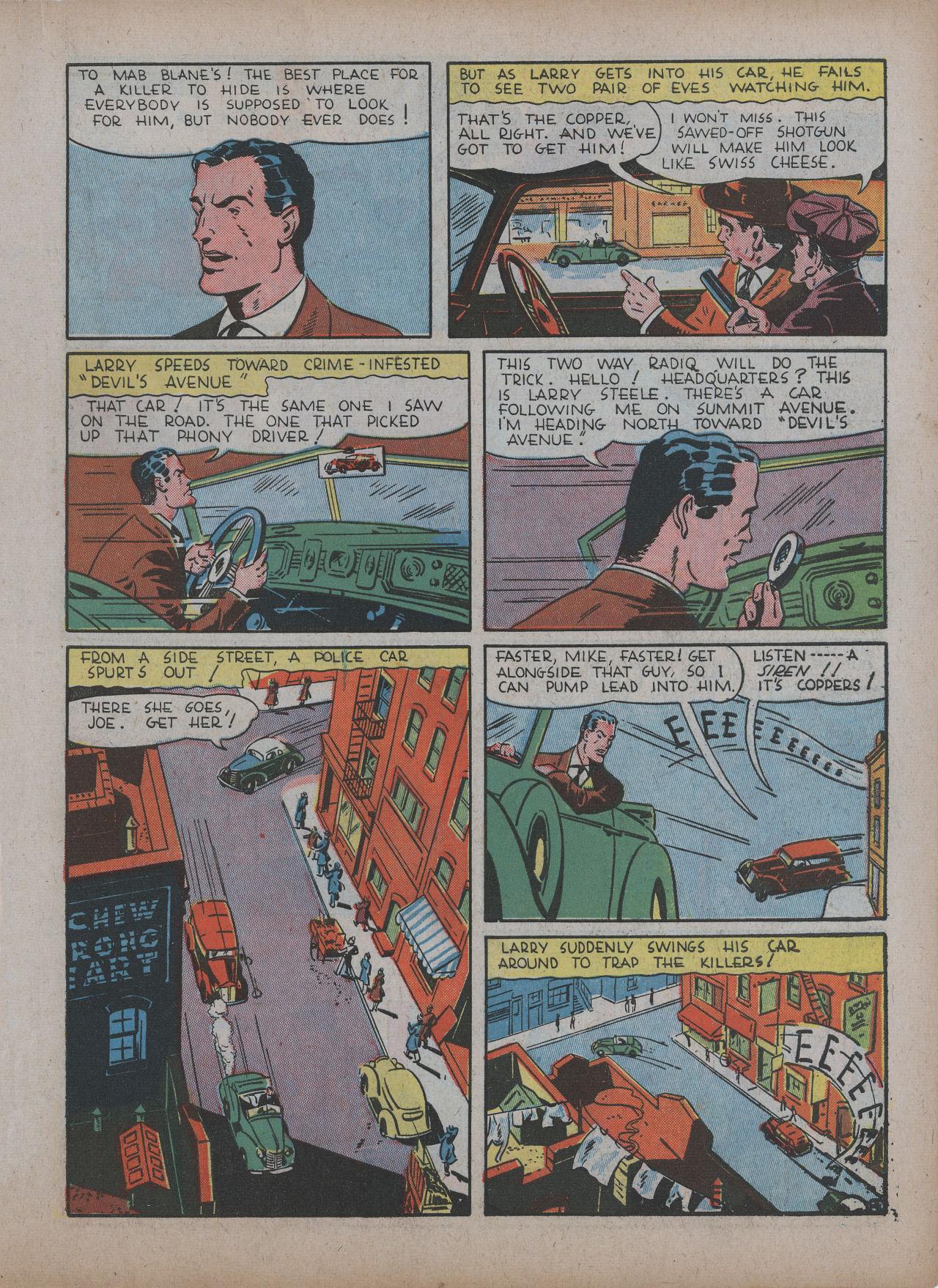 Read online Detective Comics (1937) comic -  Issue #48 - 27