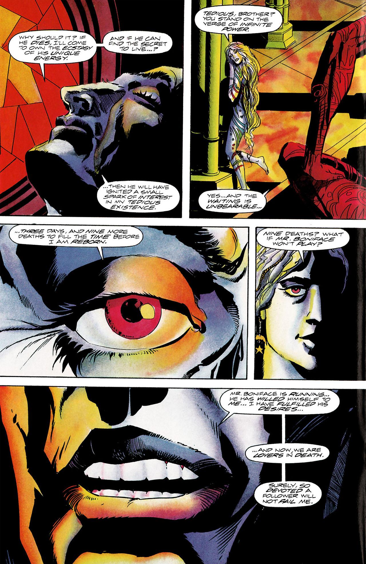 Read online Shadowman (1992) comic -  Issue #12 - 3