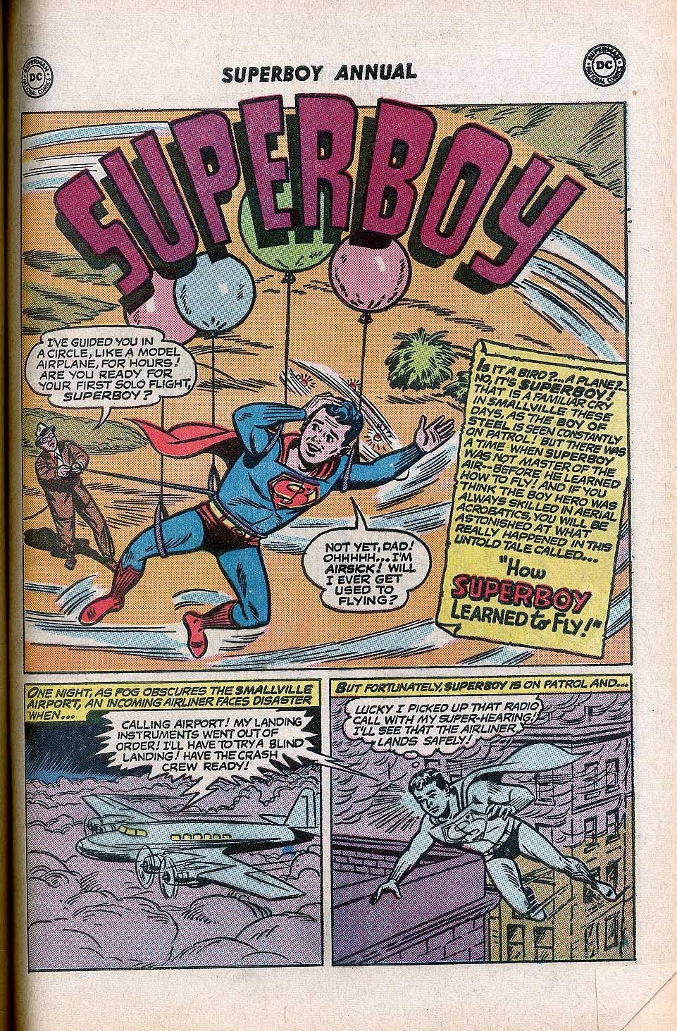 Superboy (1949) #Annual_1 #259 - English 49