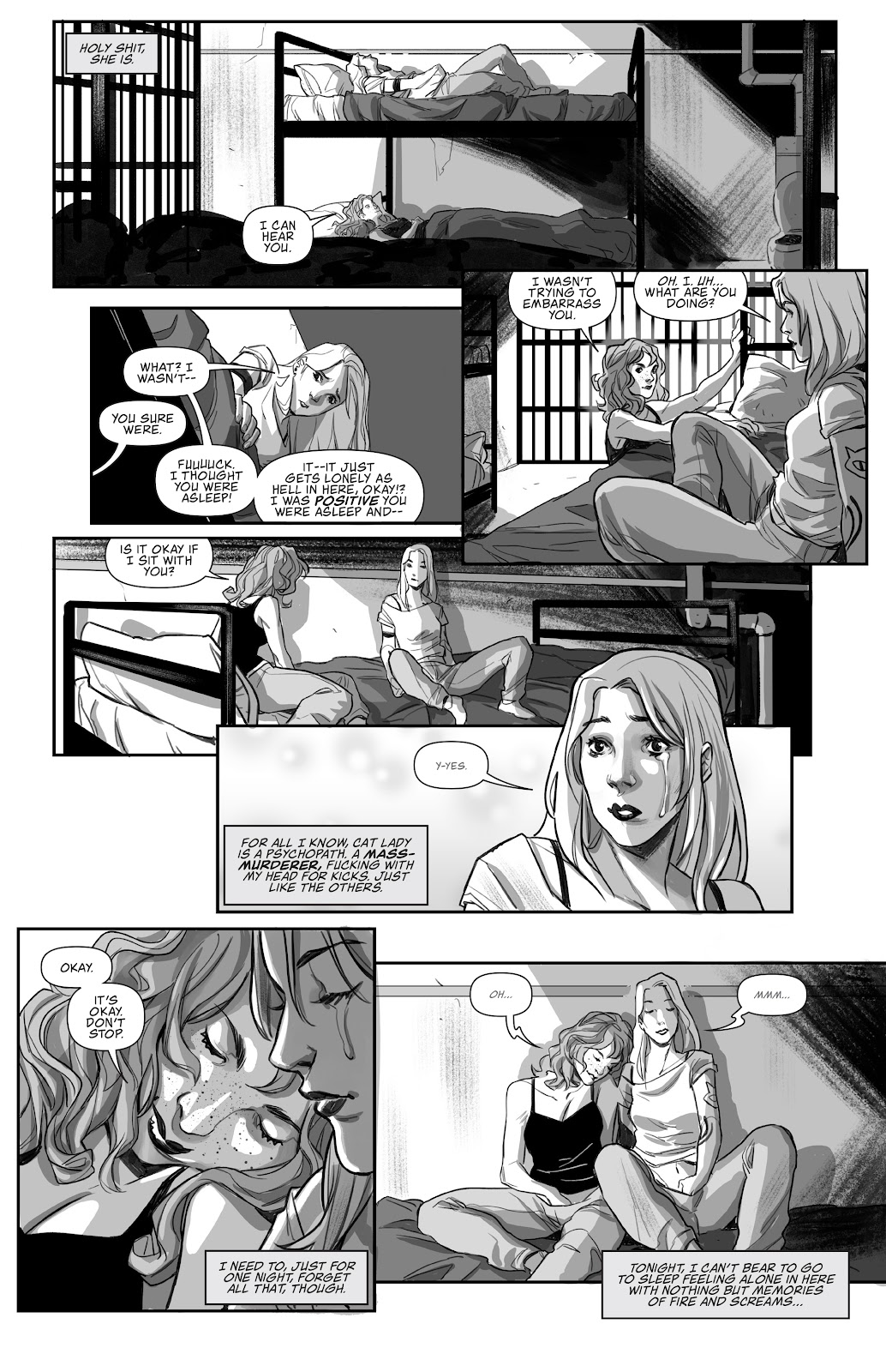 Read online Prison Witch comic -  Issue #2 - 22
