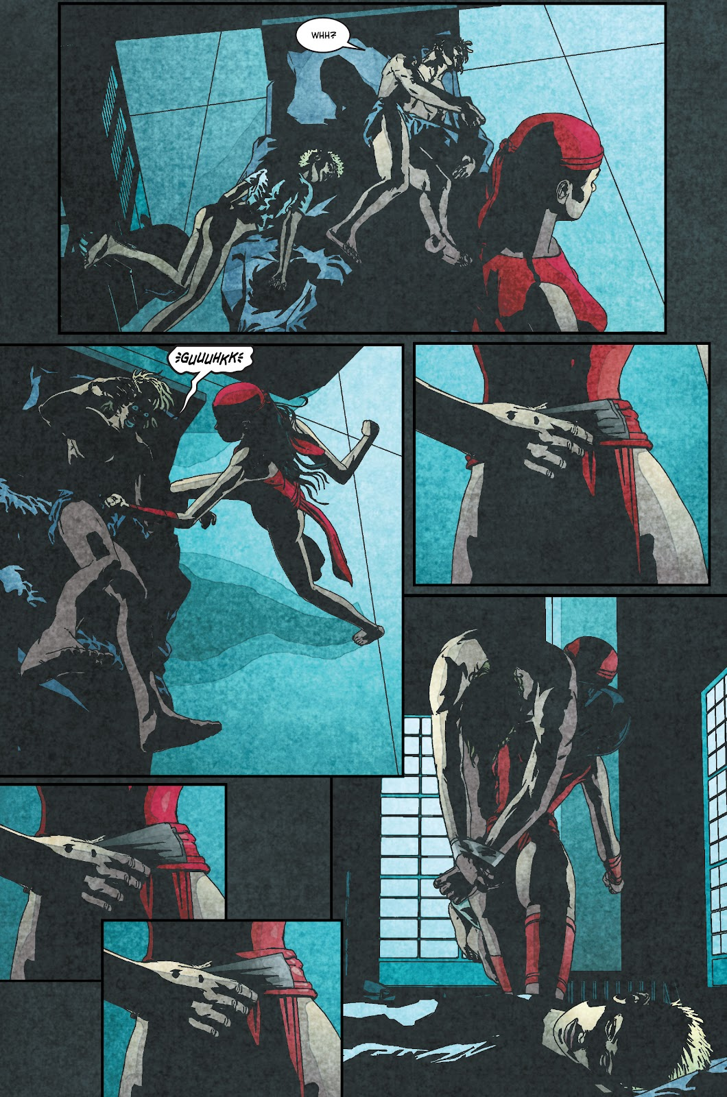 Read online Elektra (2001) comic -  Issue # _TPB Elektra by Greg Rucka Ultimate Collection (Part 1) - 46