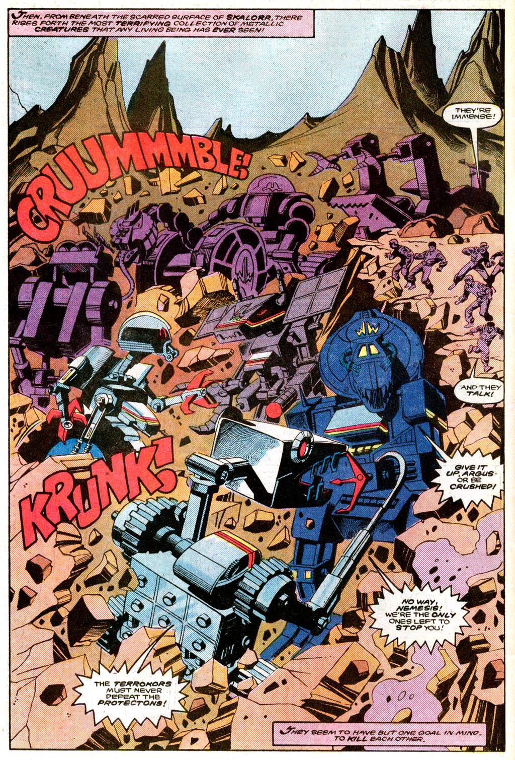 Read online Robotix comic -  Issue # Full - 5