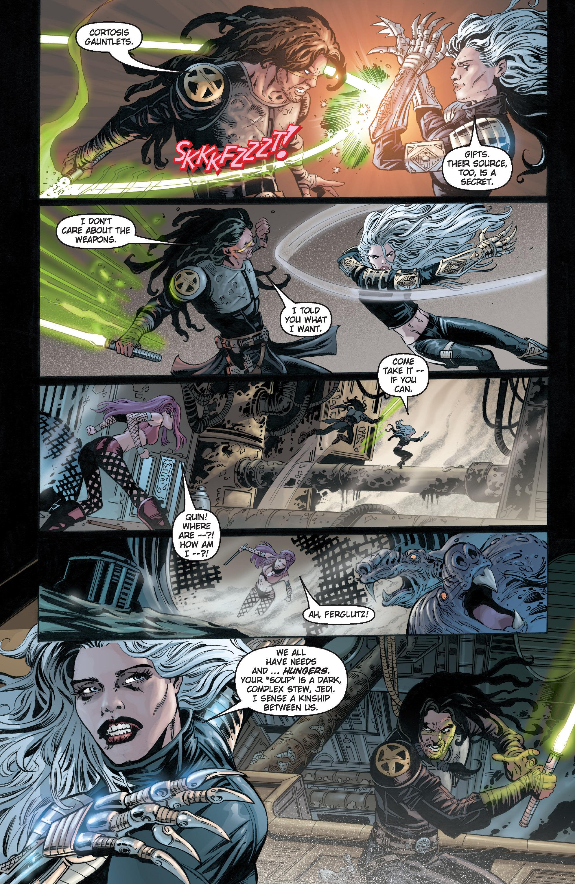 Read online Star Wars Omnibus comic -  Issue # Vol. 26 - 236