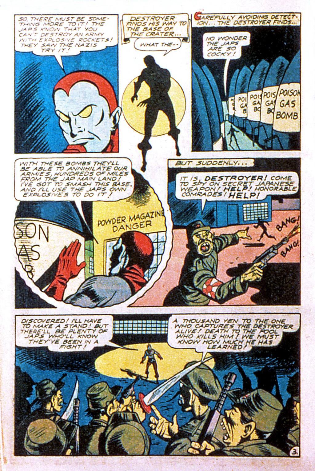 Read online Mystic Comics (1944) comic -  Issue #2 - 30