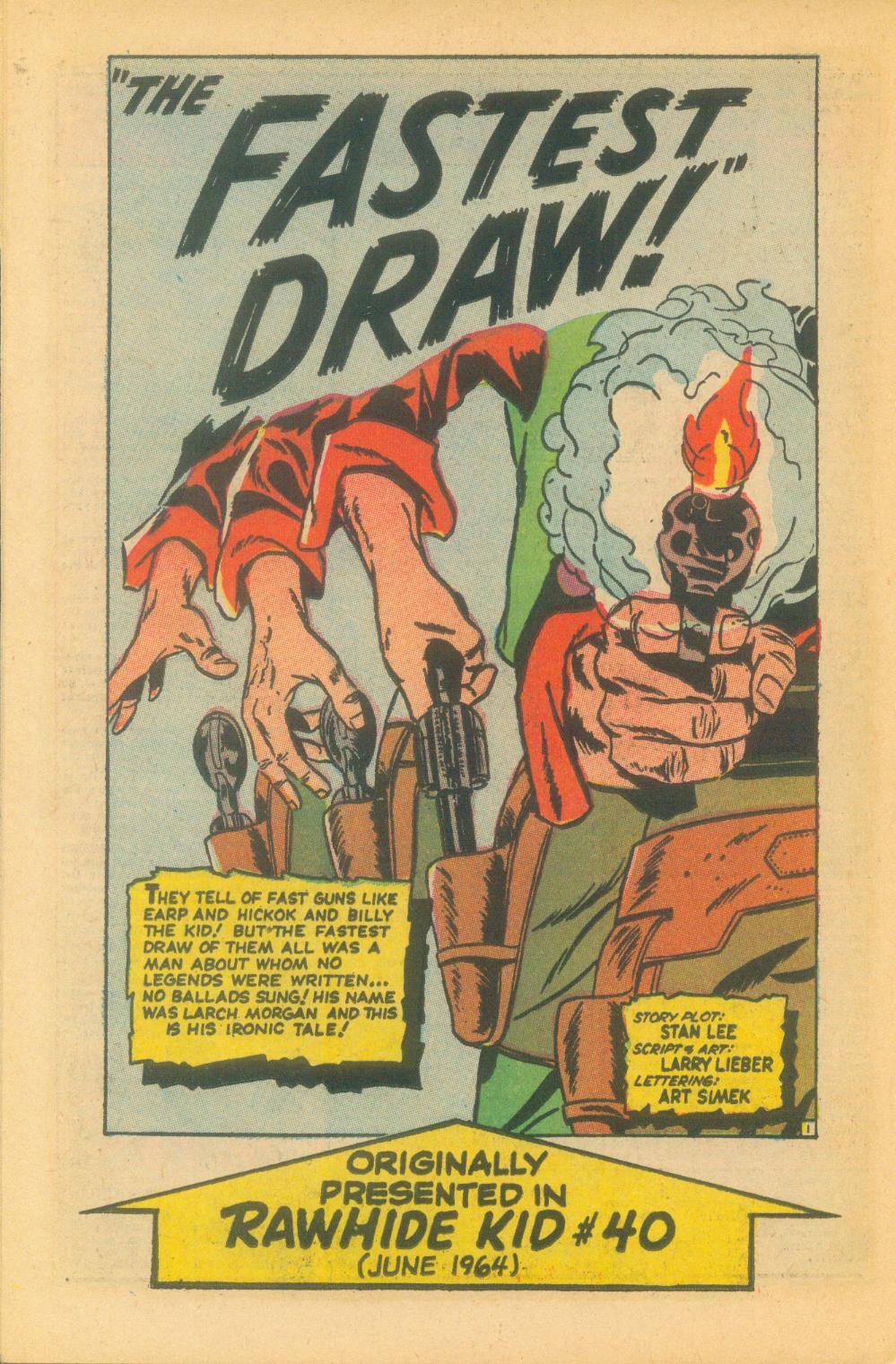 Read online Two-Gun Kid comic -  Issue #85 - 27