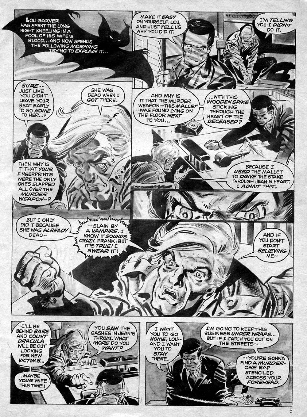 Dracula Lives issue 9 - Page 5