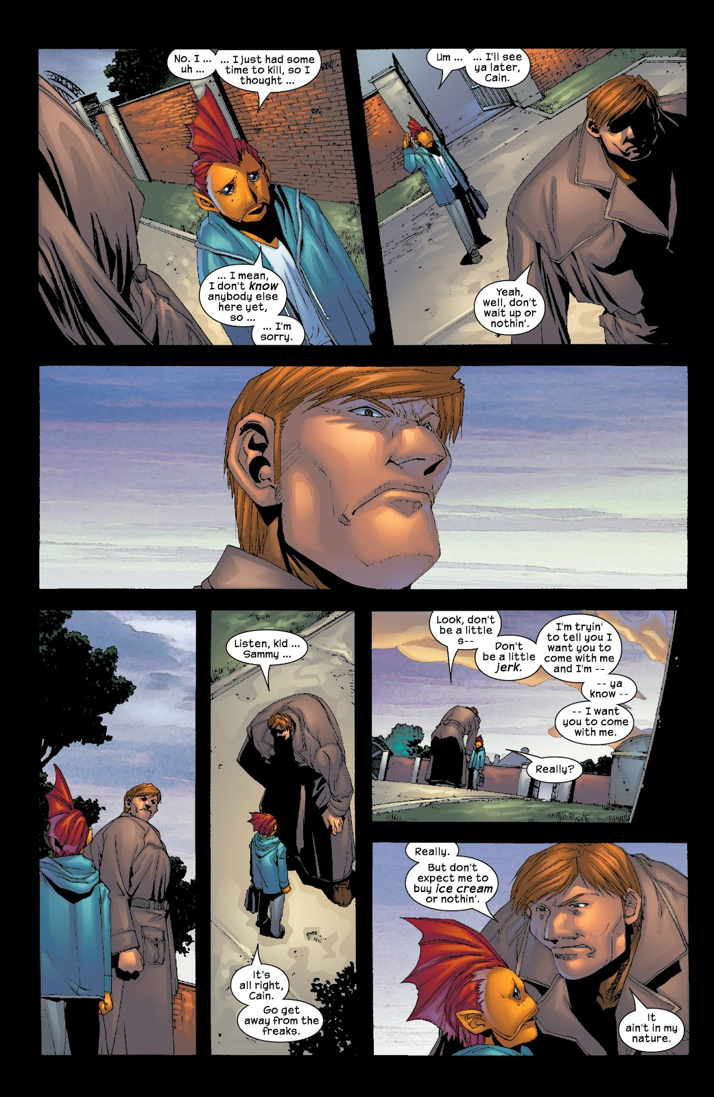 Read online X-Men: Unstoppable comic -  Issue # TPB (Part 2) - 53